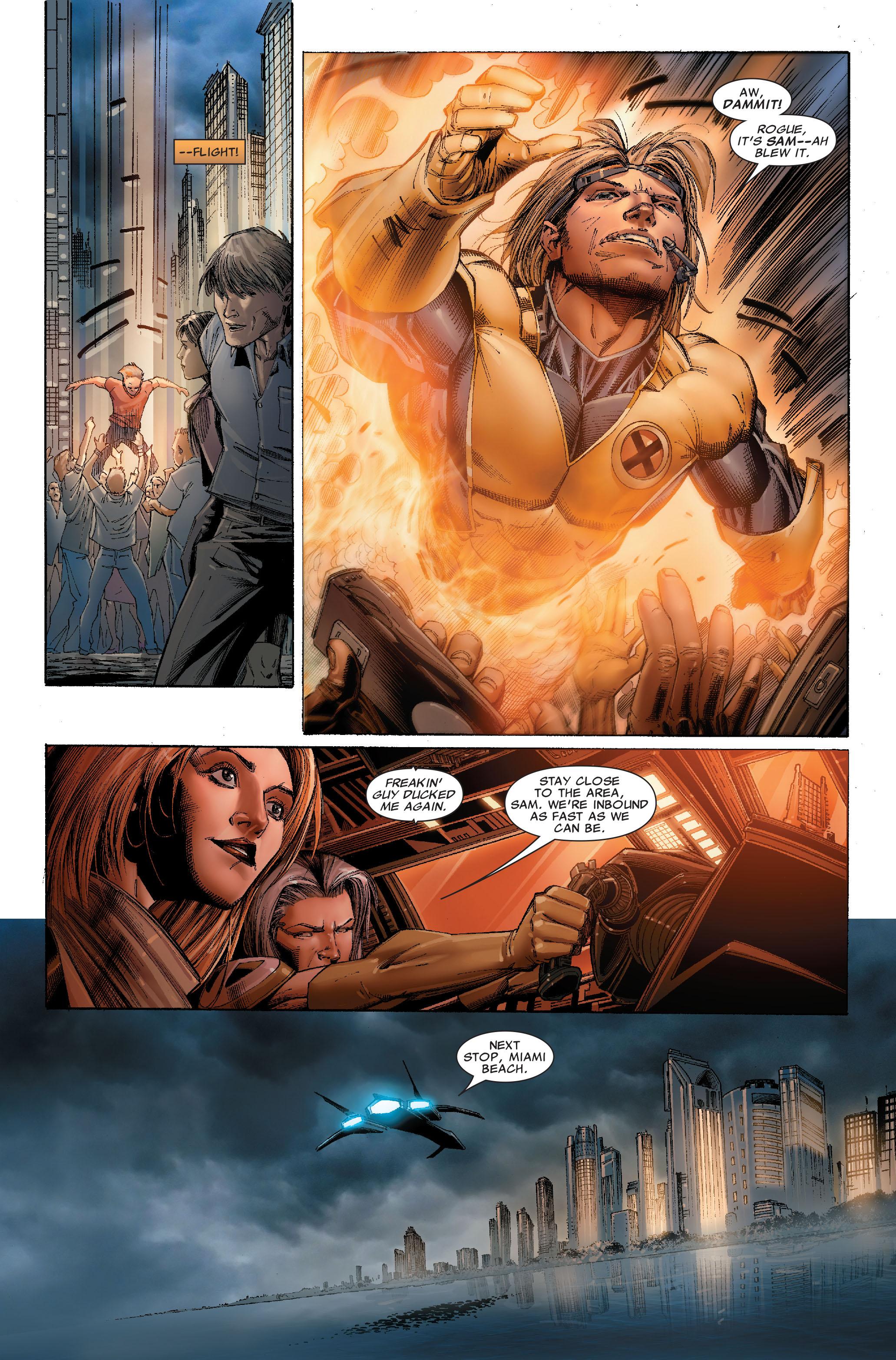 Read online Uncanny X-Men (1963) comic -  Issue #529 - 6