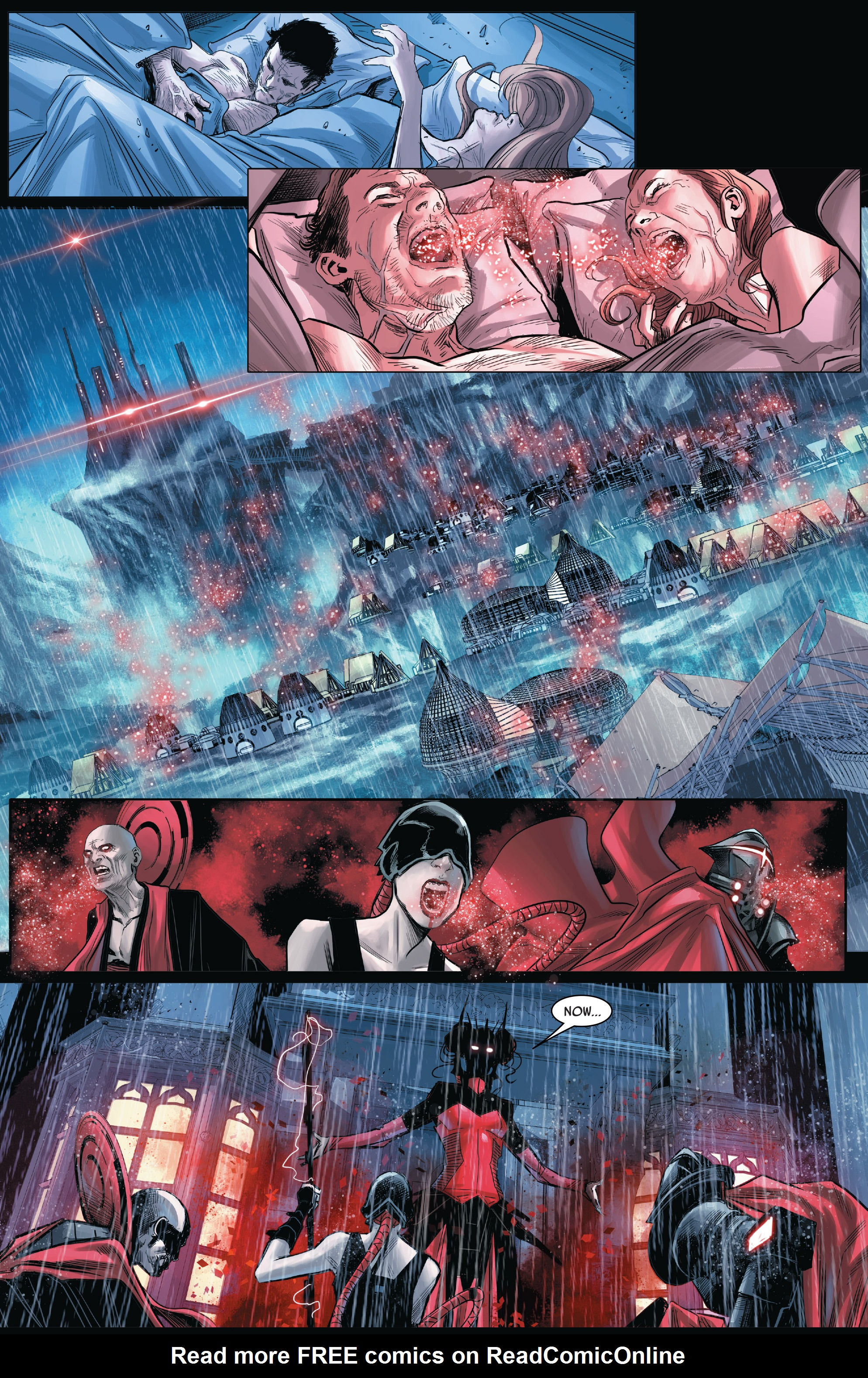 Read online Star Wars: The Screaming Citadel comic -  Issue # Full - 32