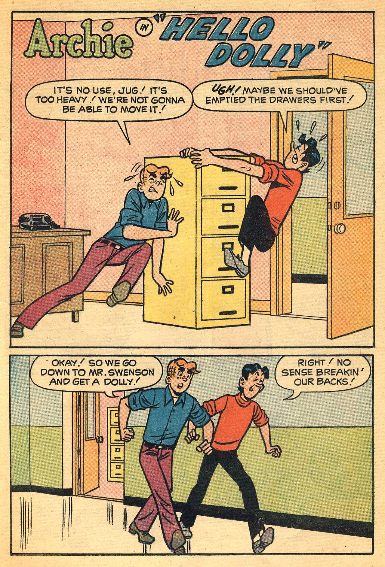 Read online Archie (1960) comic -  Issue #224 - 13