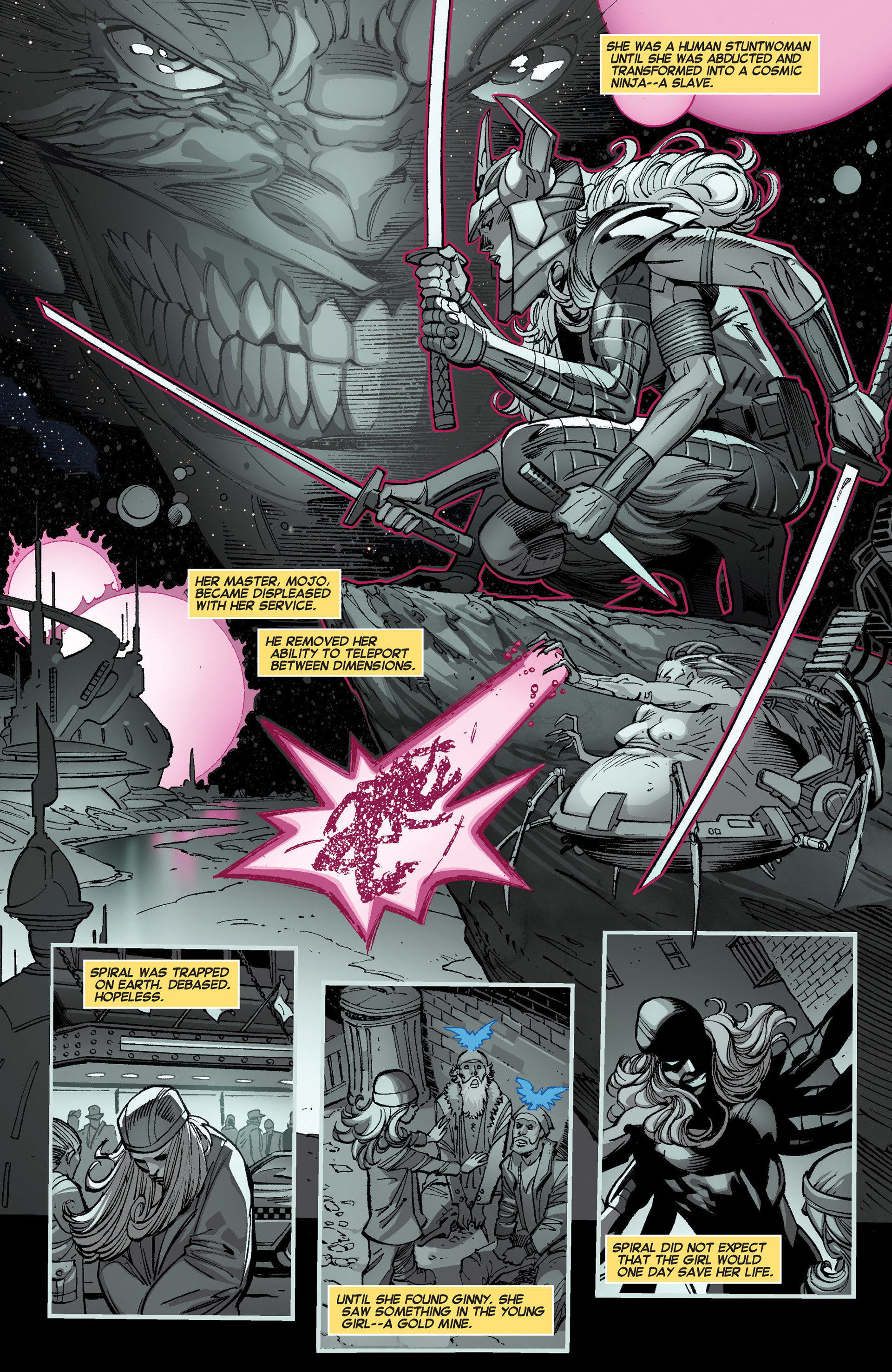 Read online Uncanny X-Force (2013) comic -  Issue #3 - 6