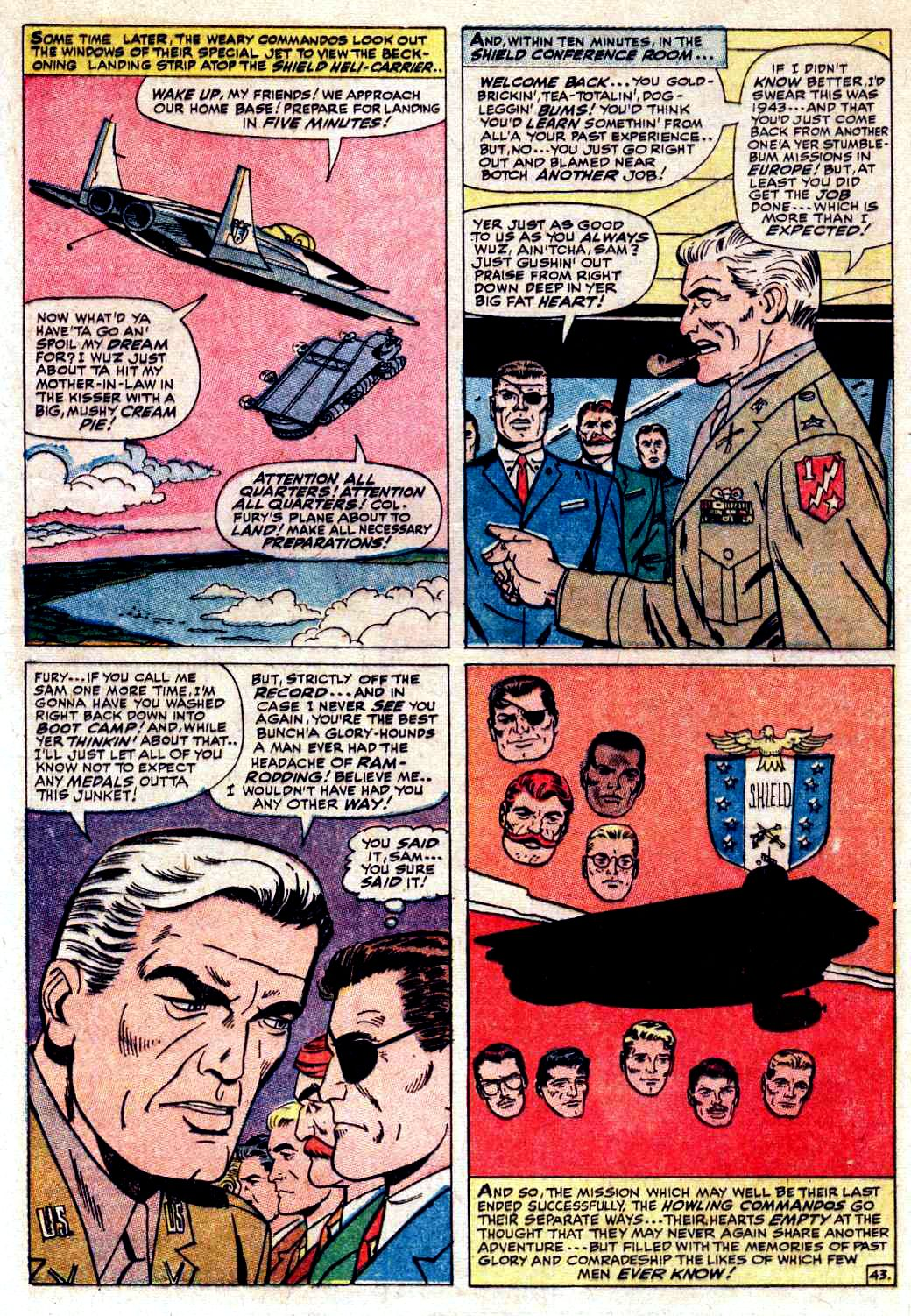 Read online Sgt. Fury comic -  Issue # _Special 3 - 49