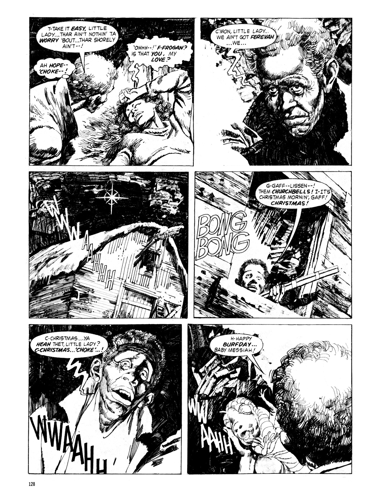 Read online Eerie Archives comic -  Issue # TPB 18 - 129