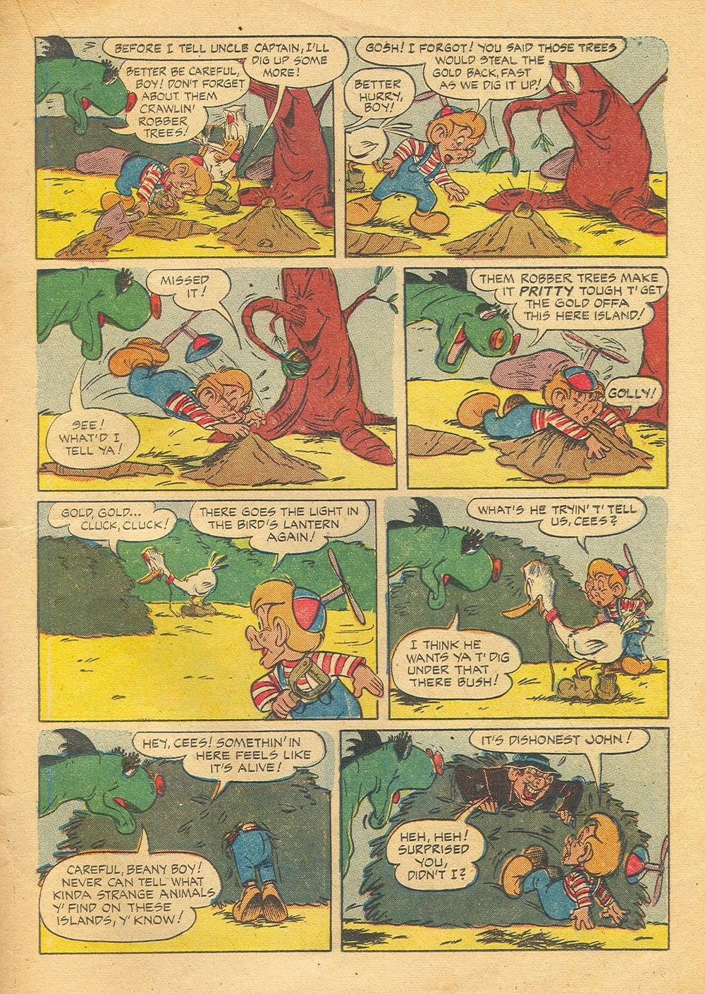Four Color Comics issue 530 - Page 19