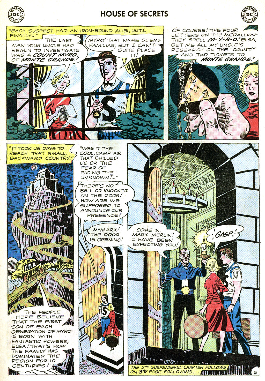 House of Secrets (1956) issue 58 - Page 7
