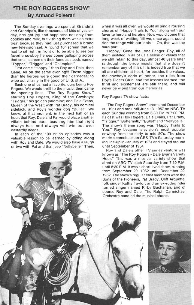 Read online Roy Rogers comic -  Issue #3 - 8