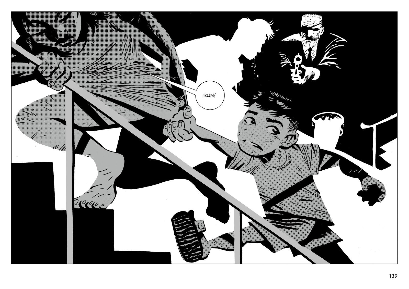 Read online Polar comic -  Issue # TPB The Kaiser Falls (Part 2) - 41