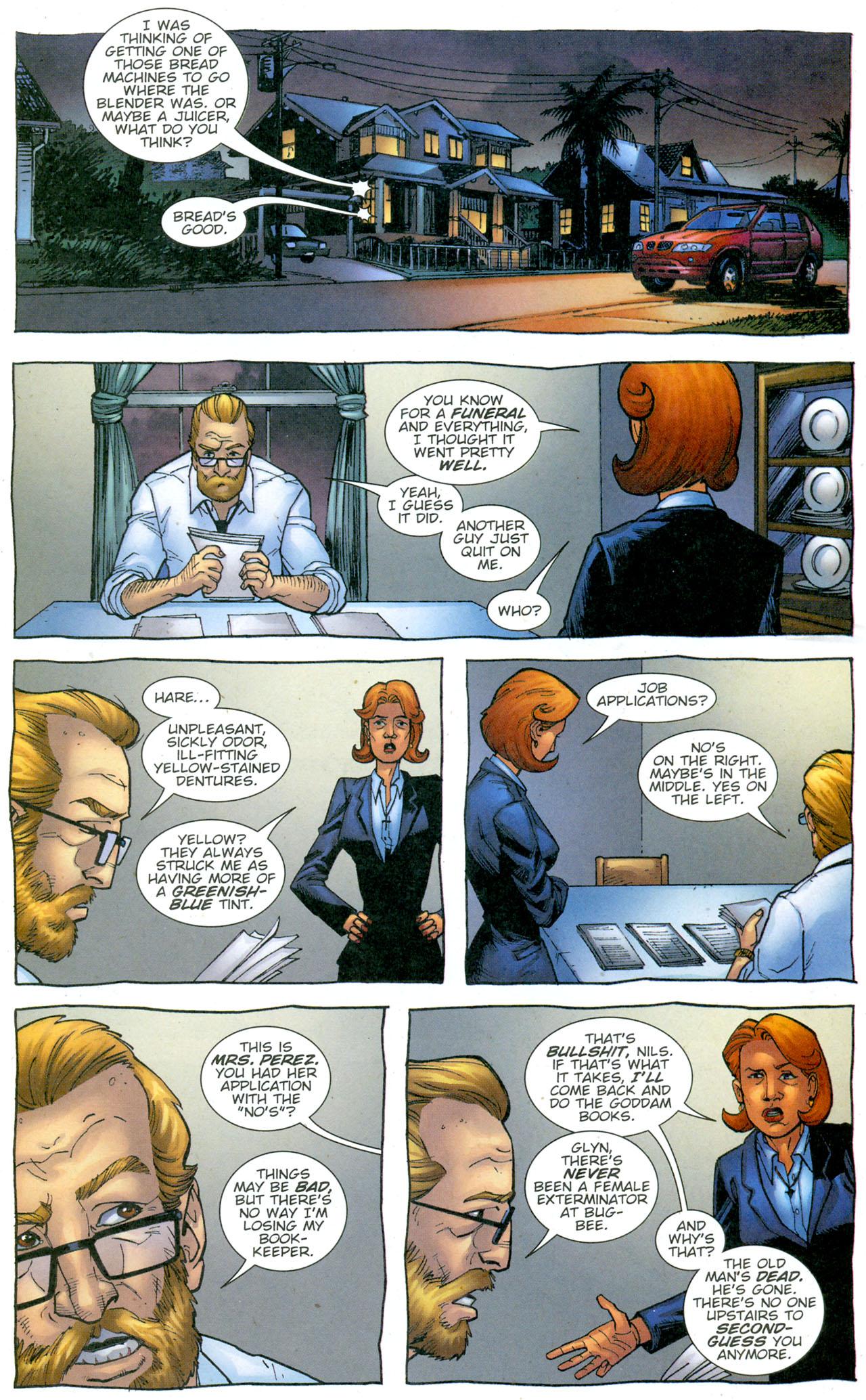 Read online The Exterminators comic -  Issue #13 - 15