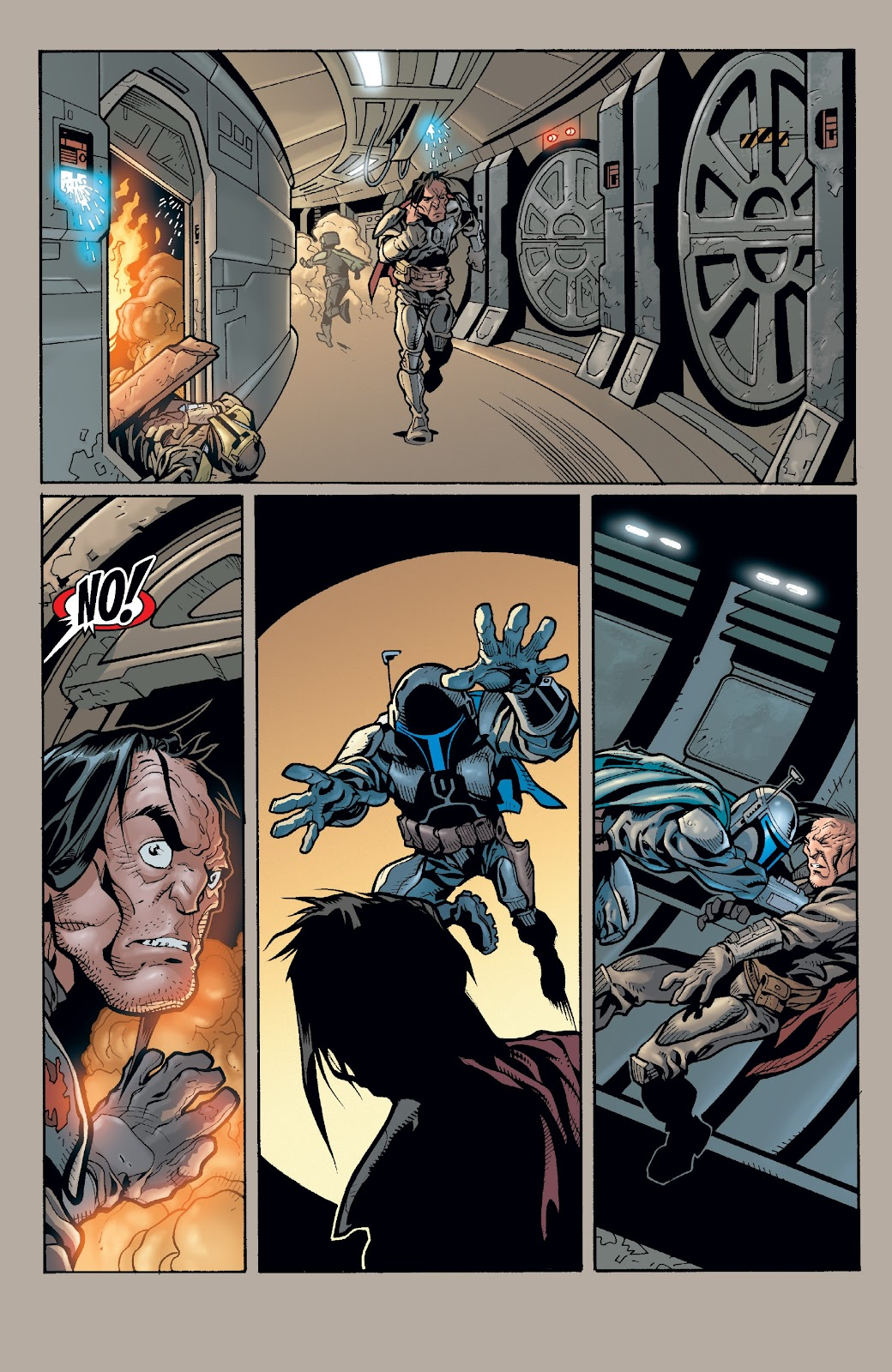 Read online Star Wars Legends Epic Collection: The Menace Revealed comic -  Issue # TPB (Part 1) - 86