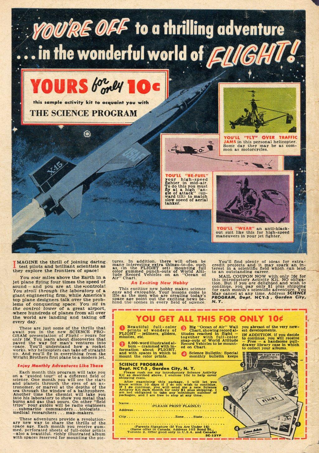 Read online Adventure Comics (1938) comic -  Issue #272 - 36
