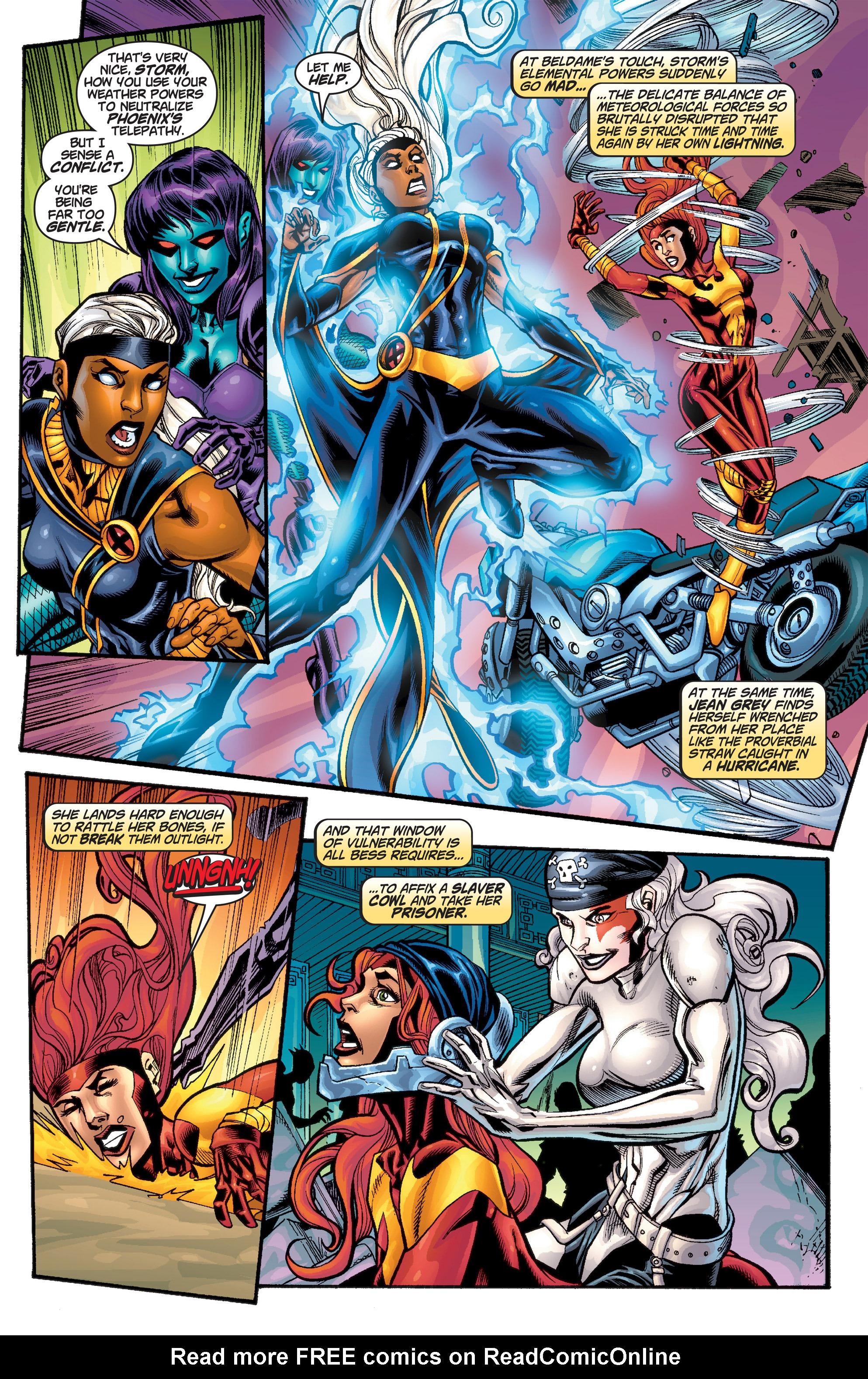 Read online Uncanny X-Men (1963) comic -  Issue #385 - 9