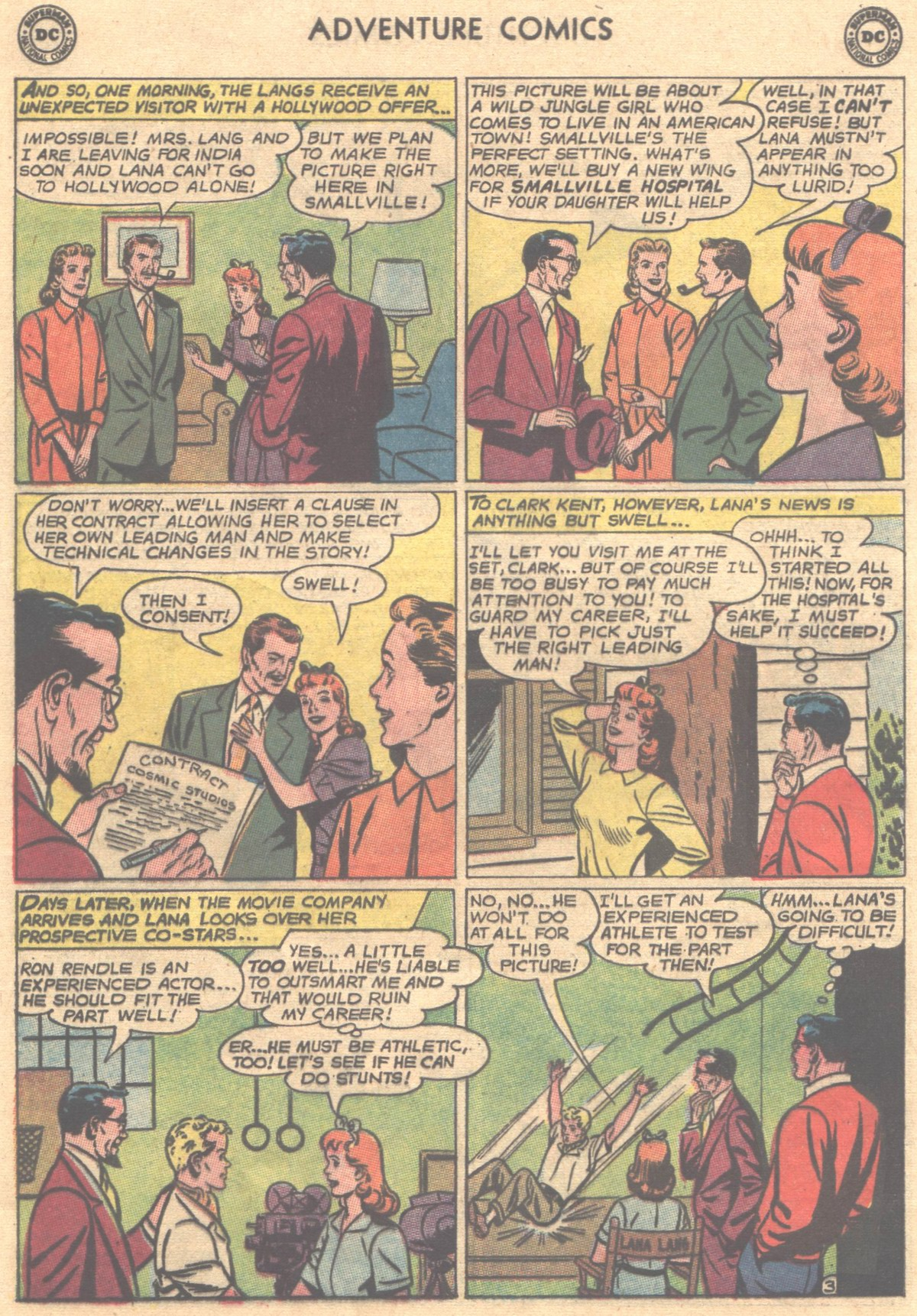 Read online Adventure Comics (1938) comic -  Issue #312 - 24