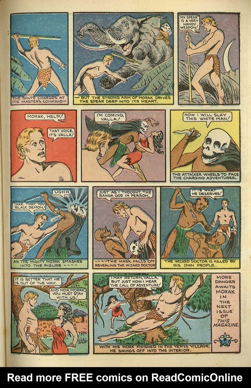 Read online Super-Magician Comics comic -  Issue #1 - 53