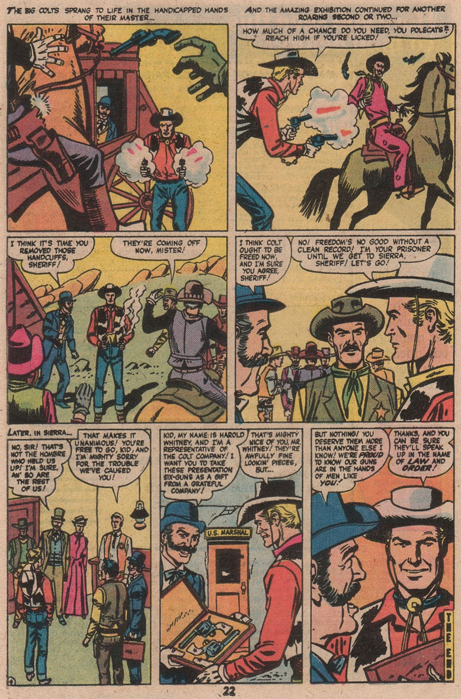 Kid Colt Outlaw issue 210 - Page 24