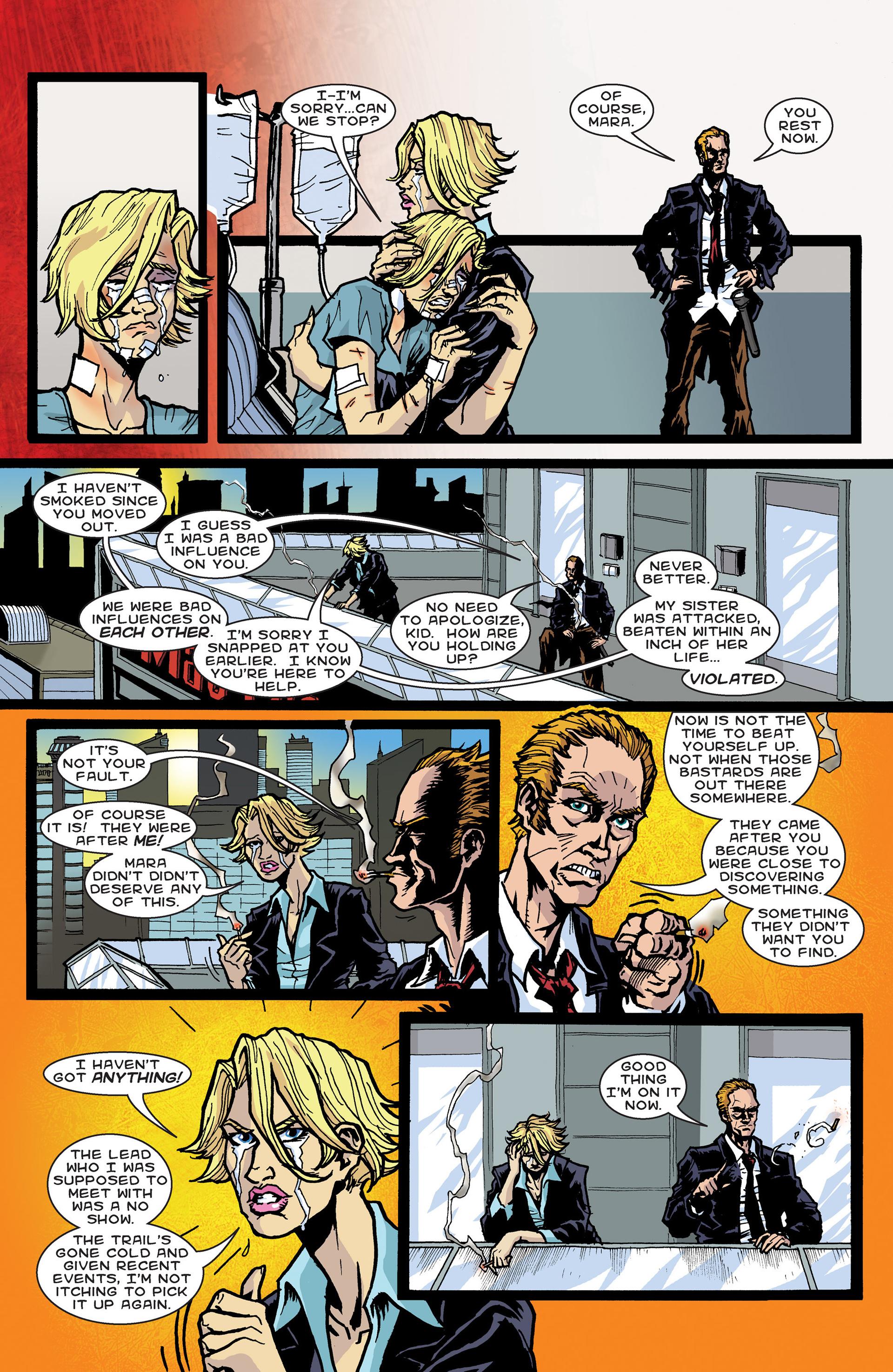 Read online Birth of Venus comic -  Issue #1 - 22