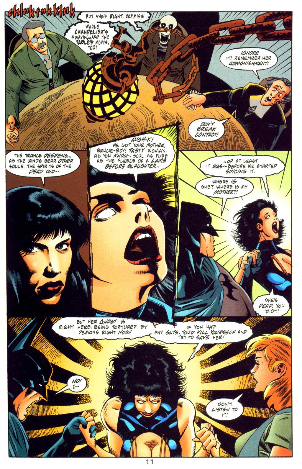 Read online Batman: Haunted Gotham comic -  Issue #4 - 12