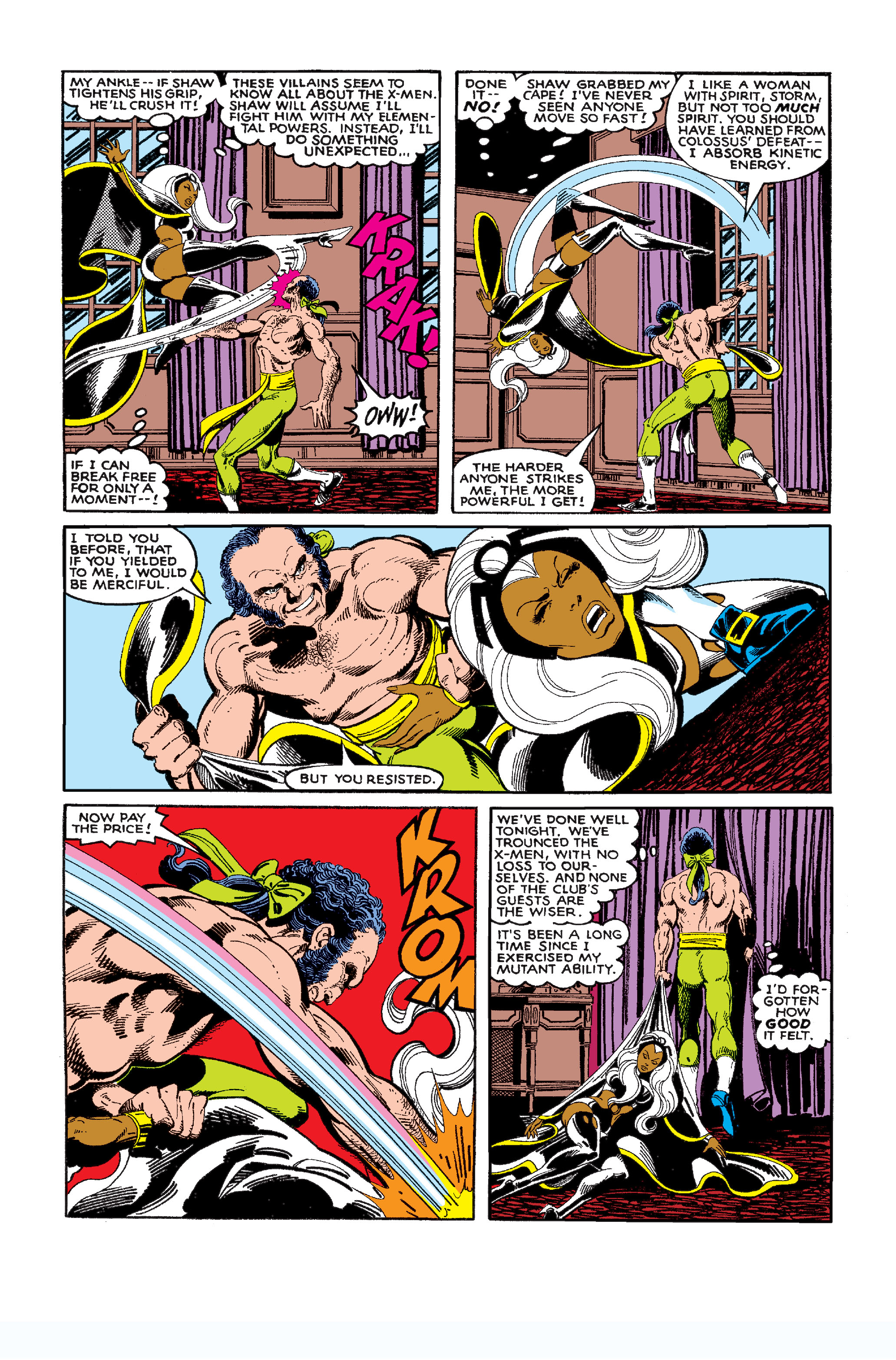 Uncanny X-Men (1963) 132 Page 15