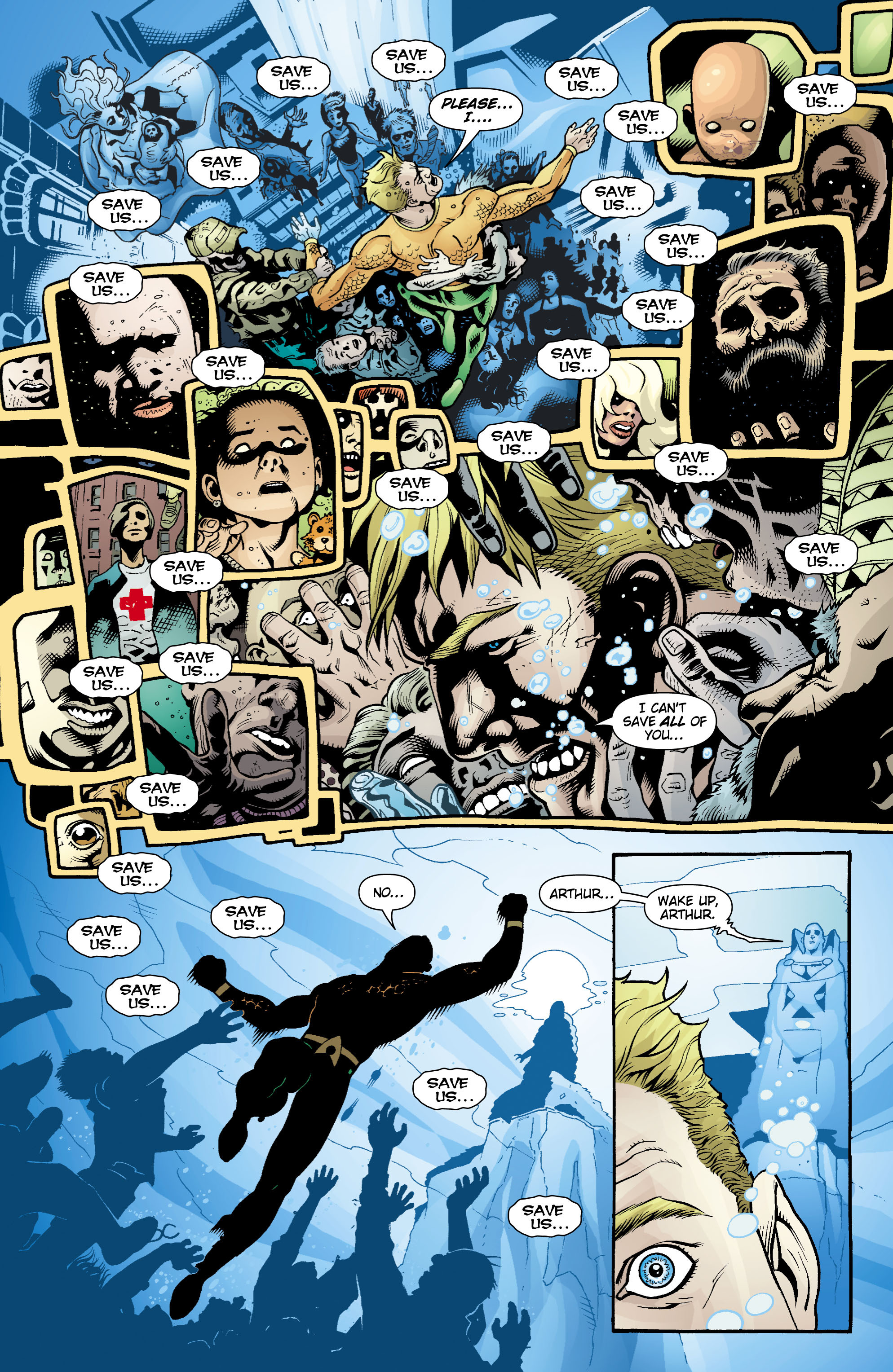 Read online Aquaman (2003) comic -  Issue #16 - 13