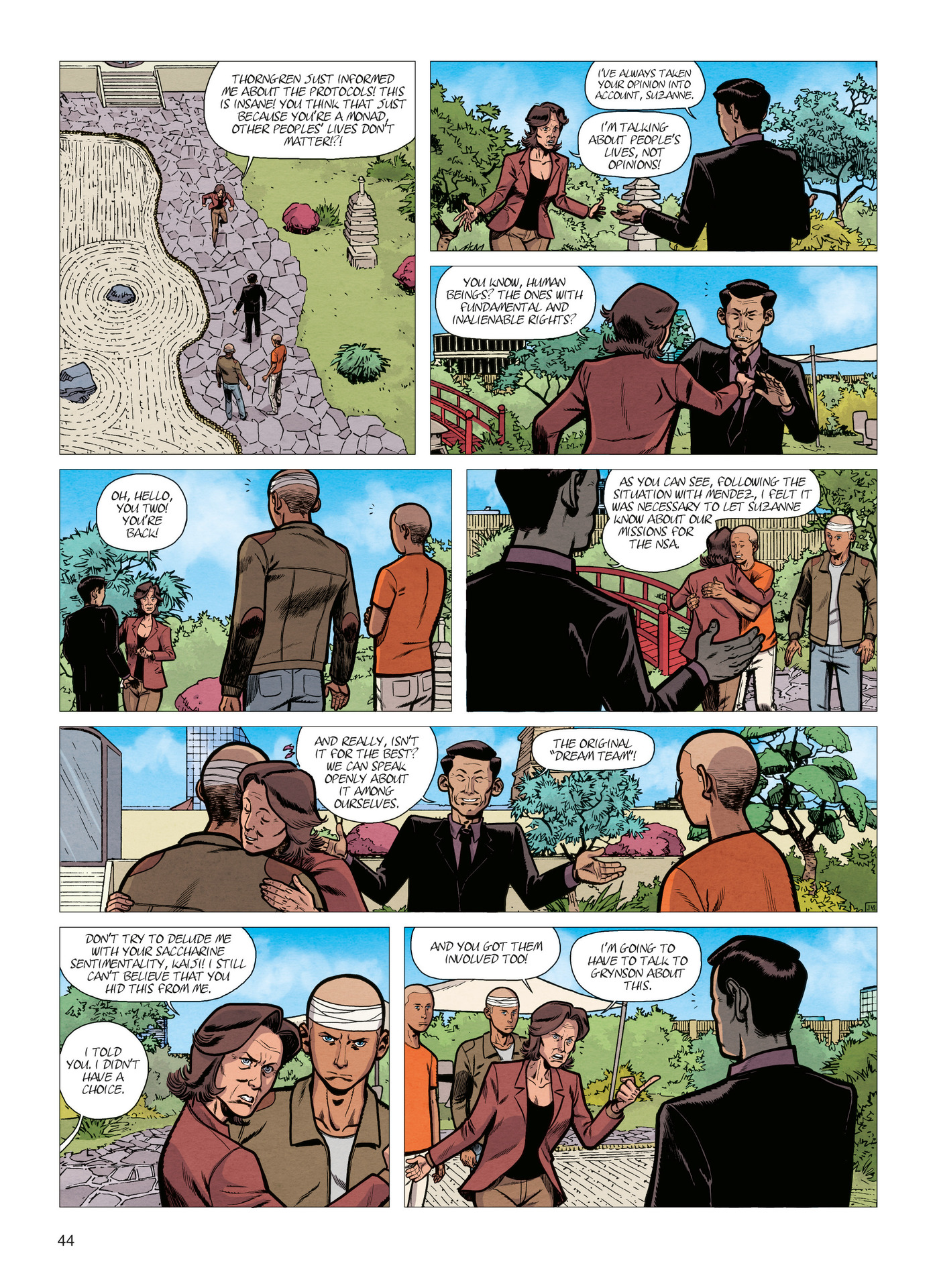 Read online Alter Ego comic -  Issue #4 - 46