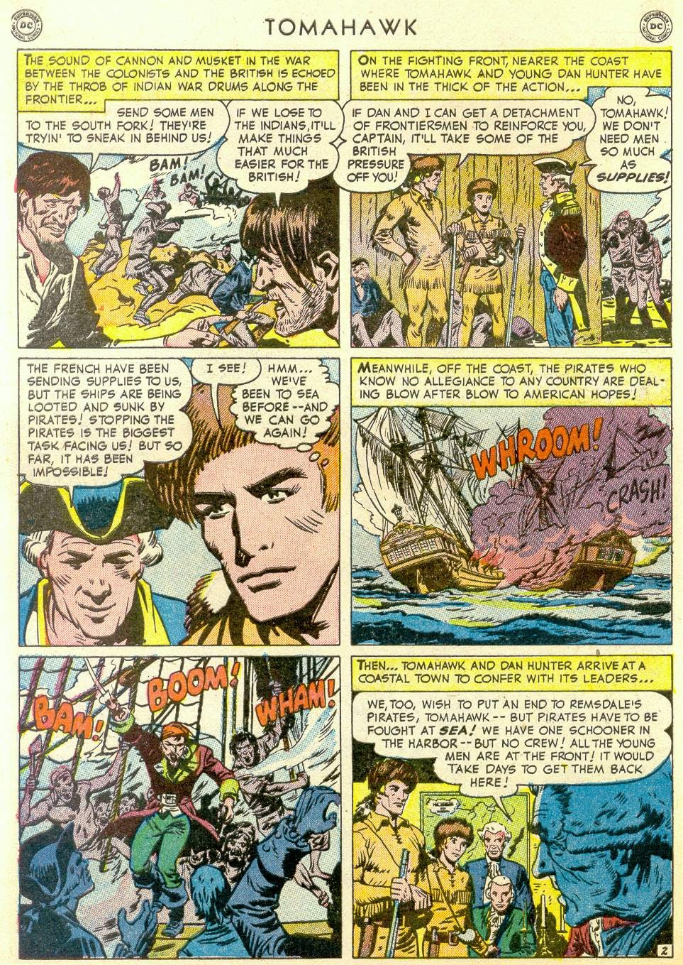 Tomahawk issue 1 - Page 14