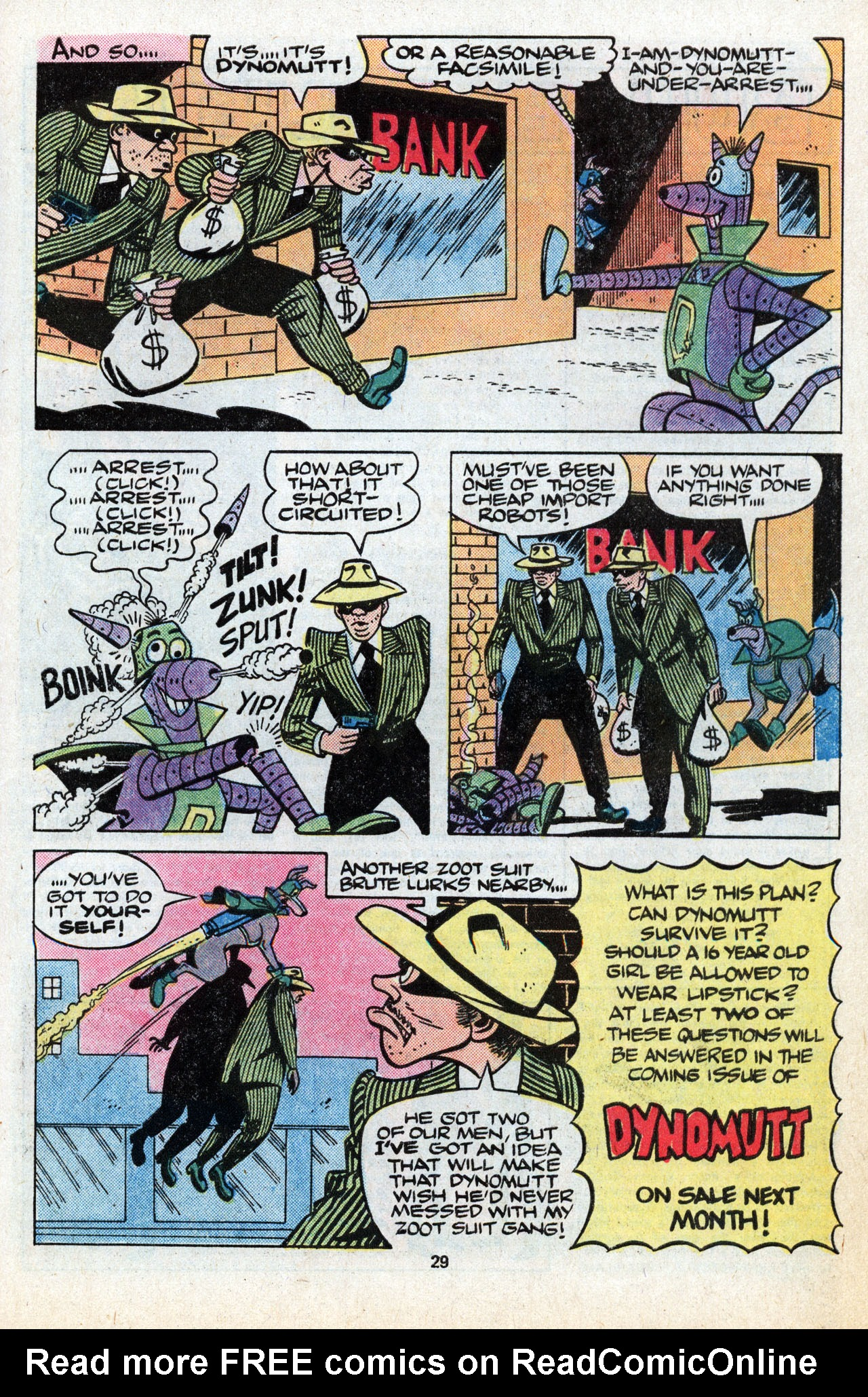 Read online Scooby-Doo (1977) comic -  Issue #6 - 30