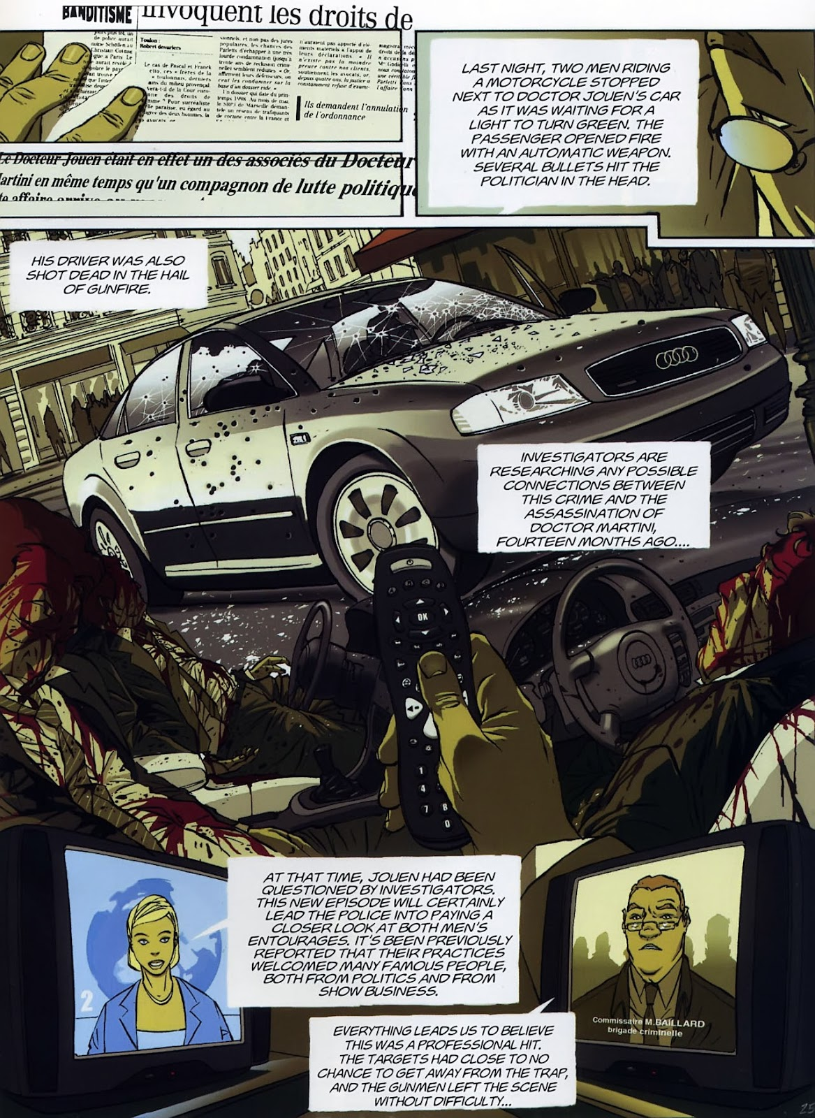 Read online The Killer comic -  Issue #7 - 27