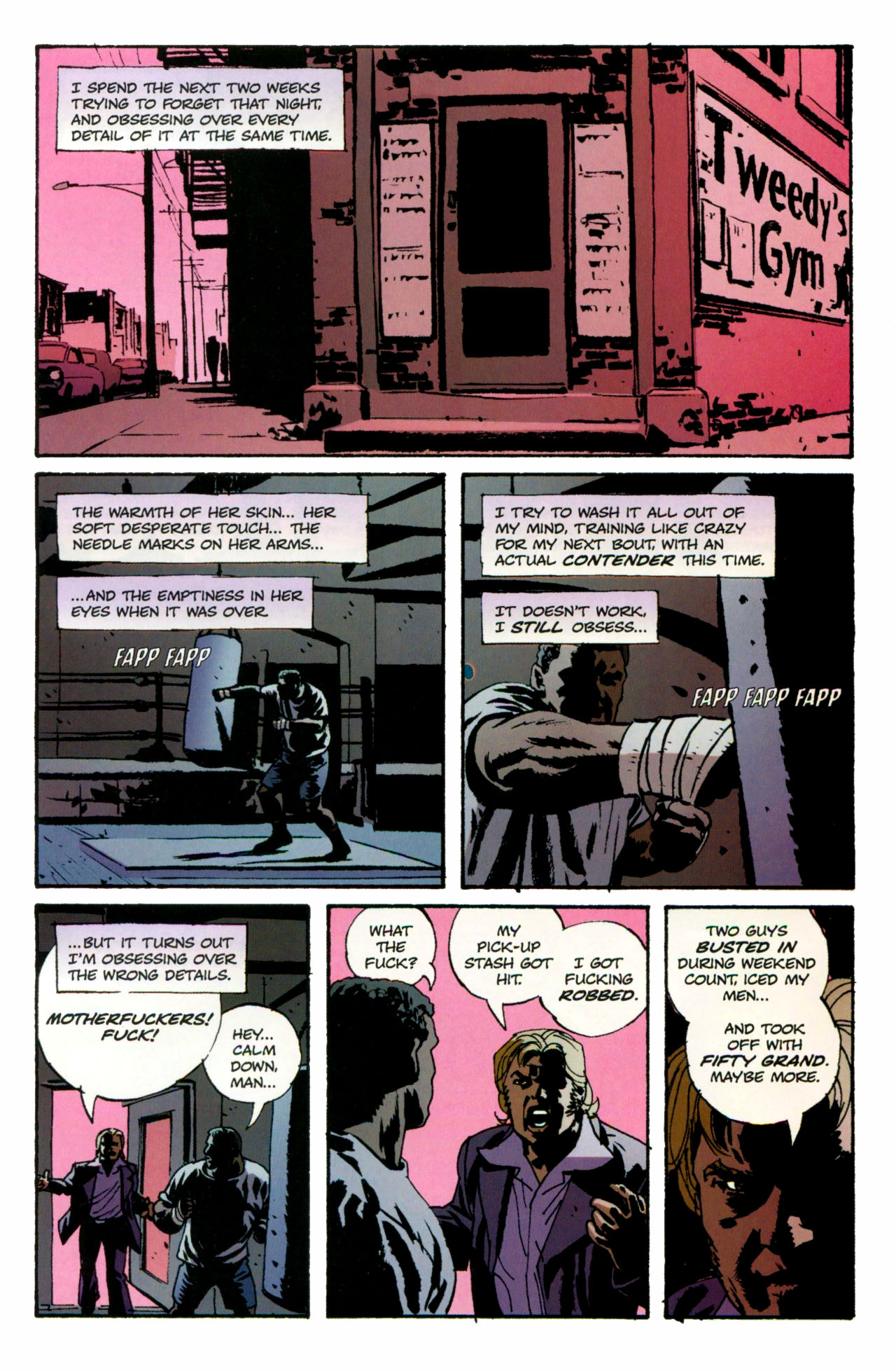 Read online Criminal (2008) comic -  Issue #1 - 24