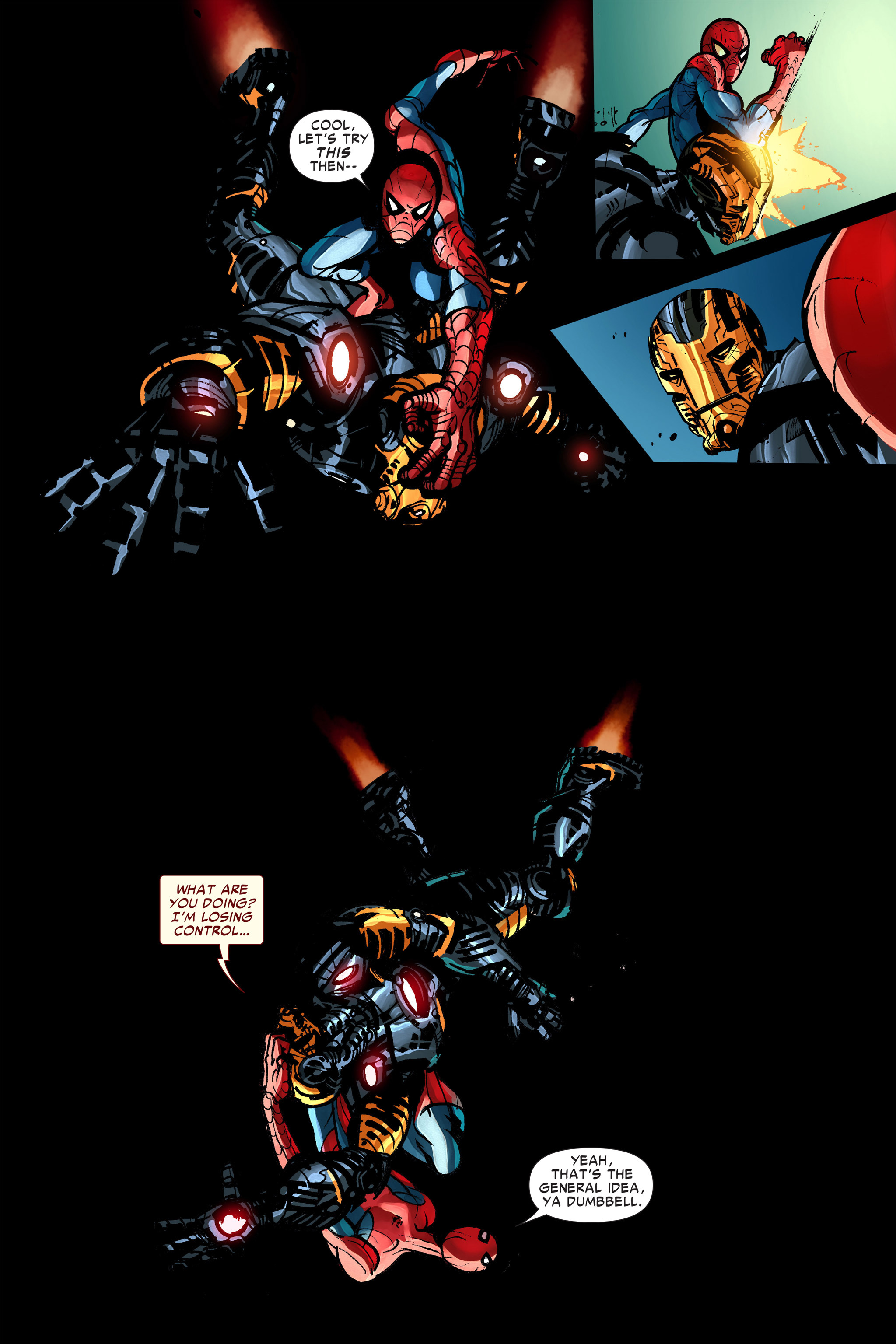 Read online Amazing Spider-Man: Who Am I? comic -  Issue # Full (Part 1) - 145