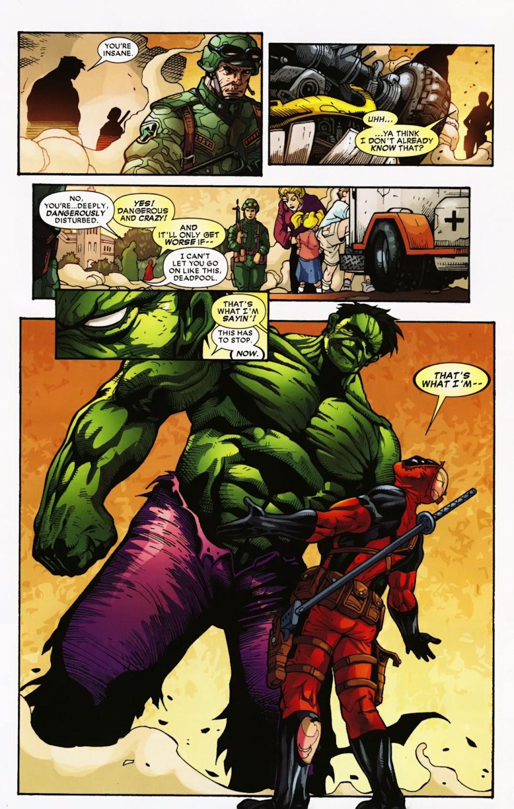 Read online Deadpool (2008) comic -  Issue #39 - 20