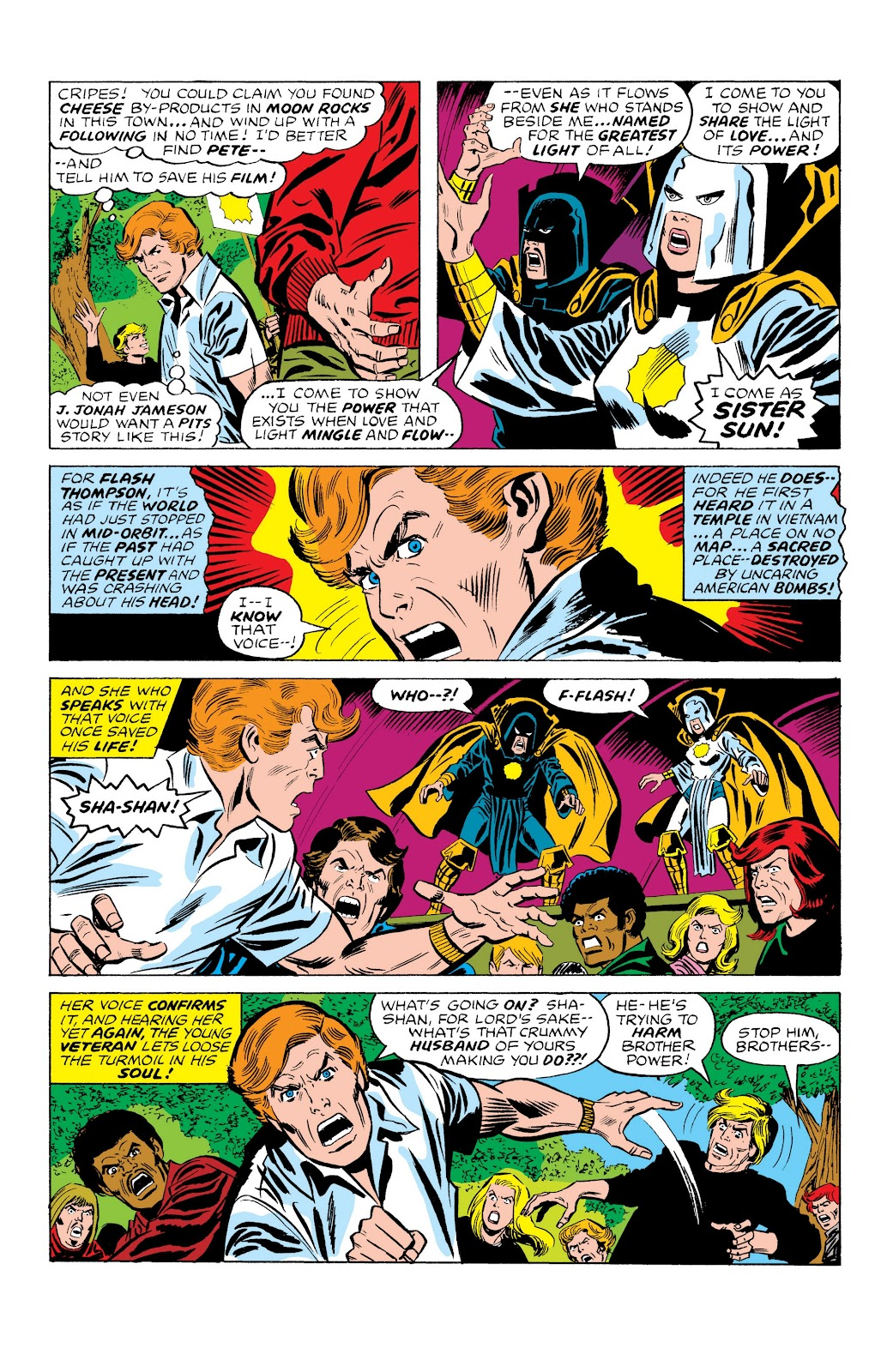 Read online Marvel Masterworks: The Spectacular Spider-Man comic -  Issue # TPB (Part 2) - 97