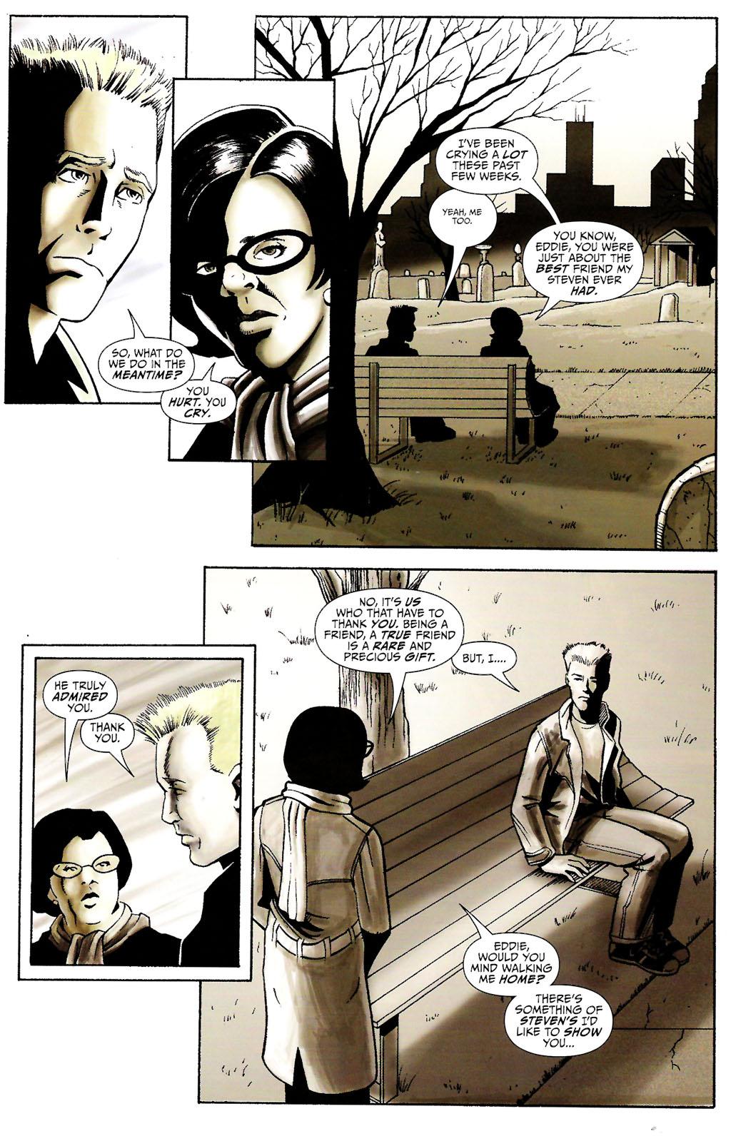 Read online ShadowHawk (2005) comic -  Issue #11 - 7