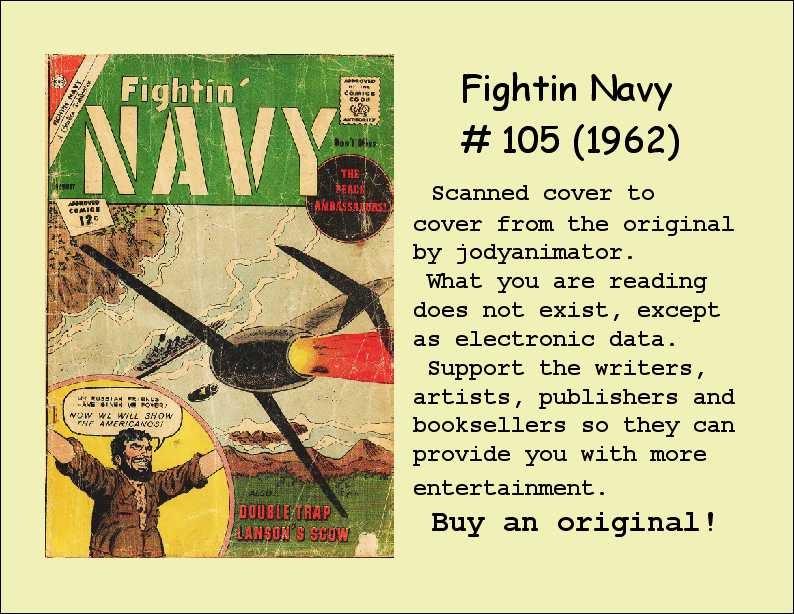 Read online Fightin' Navy comic -  Issue #105 - 37