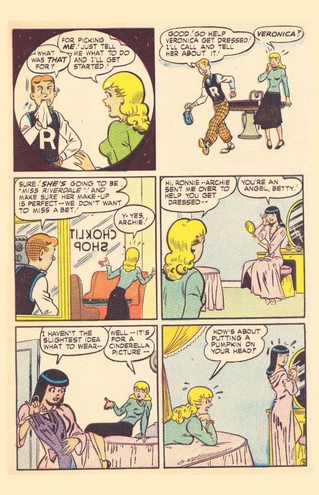 Archie Comics issue 039 - Page 4