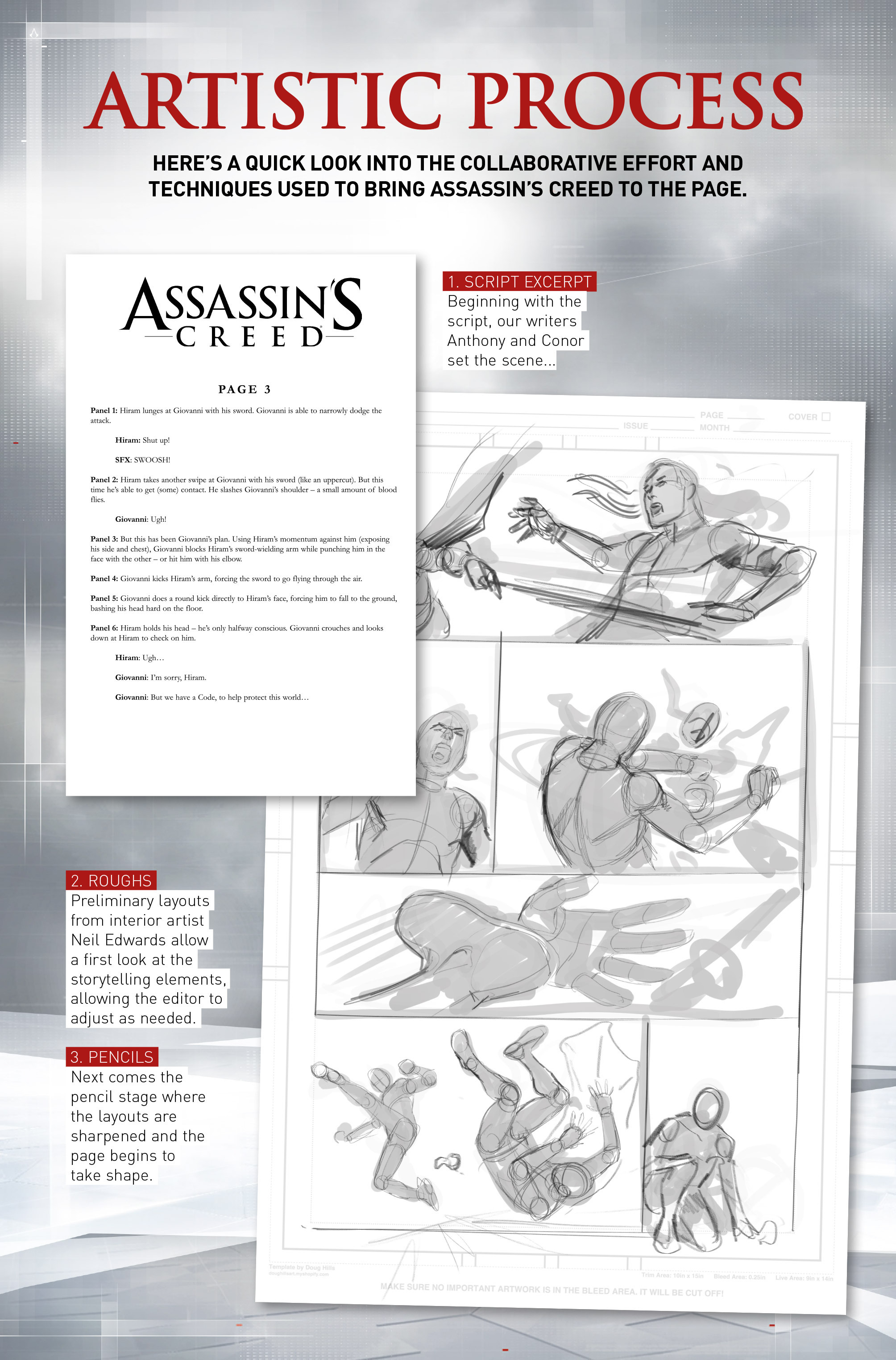 Read online Assassin's Creed (2015) comic -  Issue #12 - 26