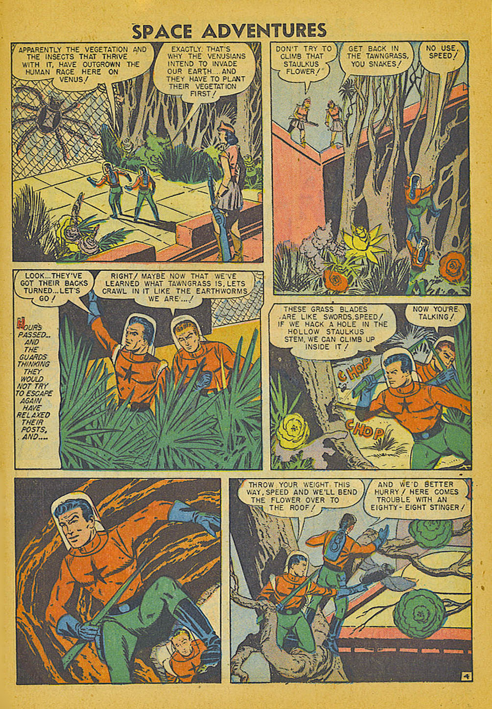 Space Adventures (1952) issue 3 - Page 12