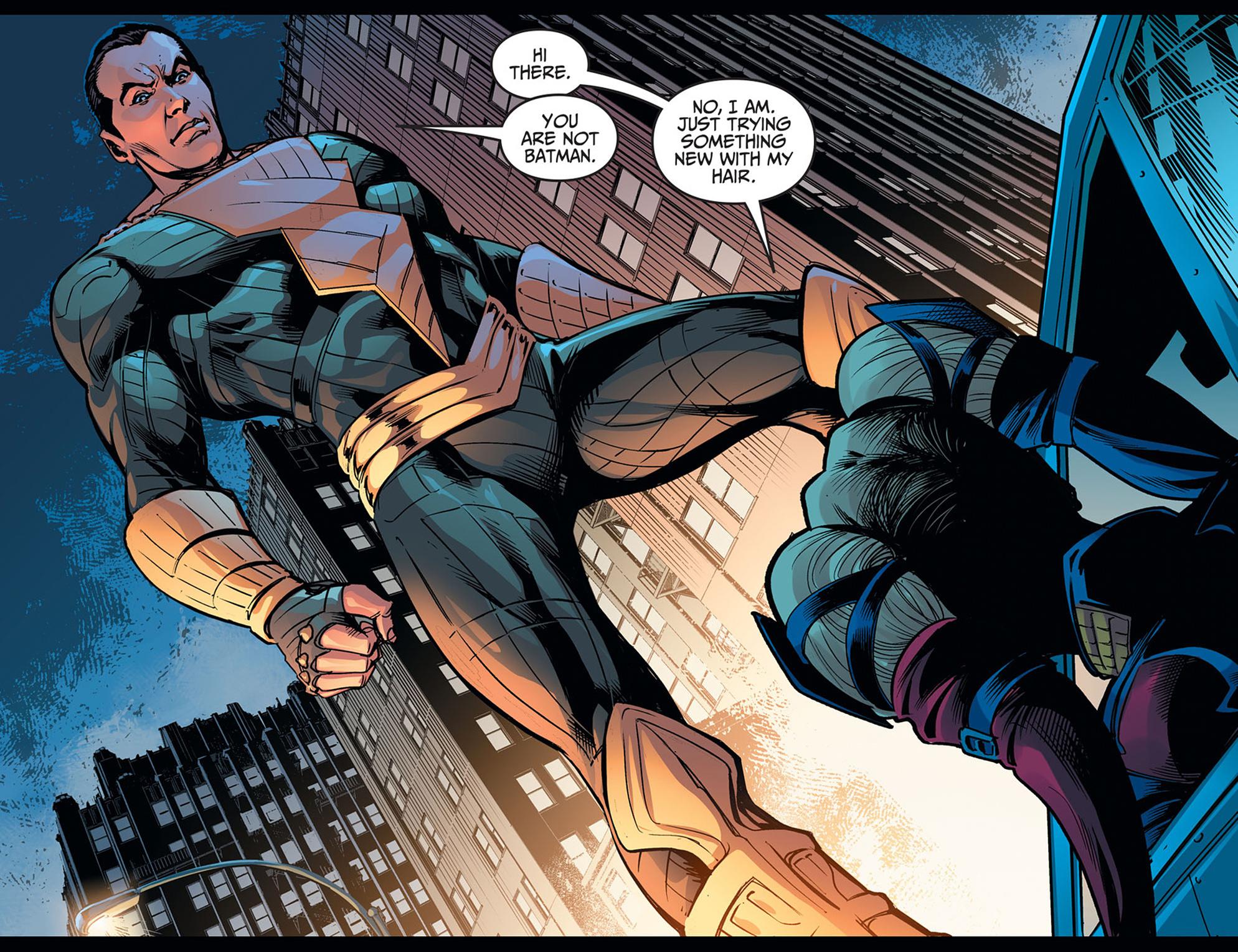 Read online Injustice: Ground Zero comic -  Issue #11 - 5