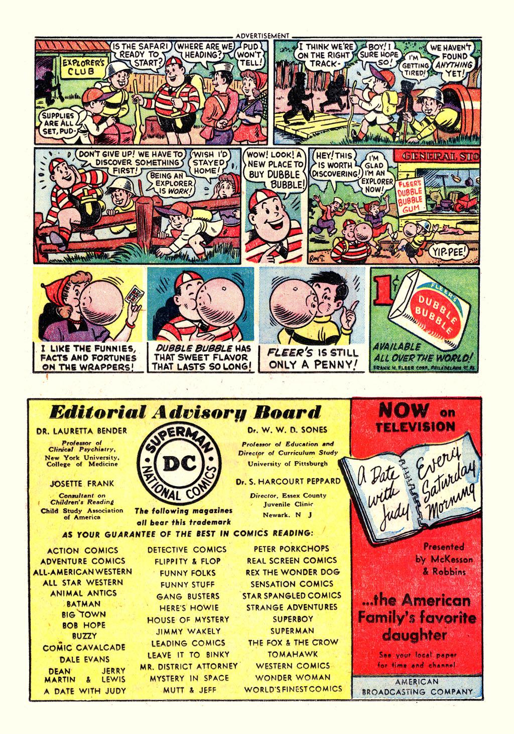 Read online Wonder Woman (1942) comic -  Issue #54 - 29