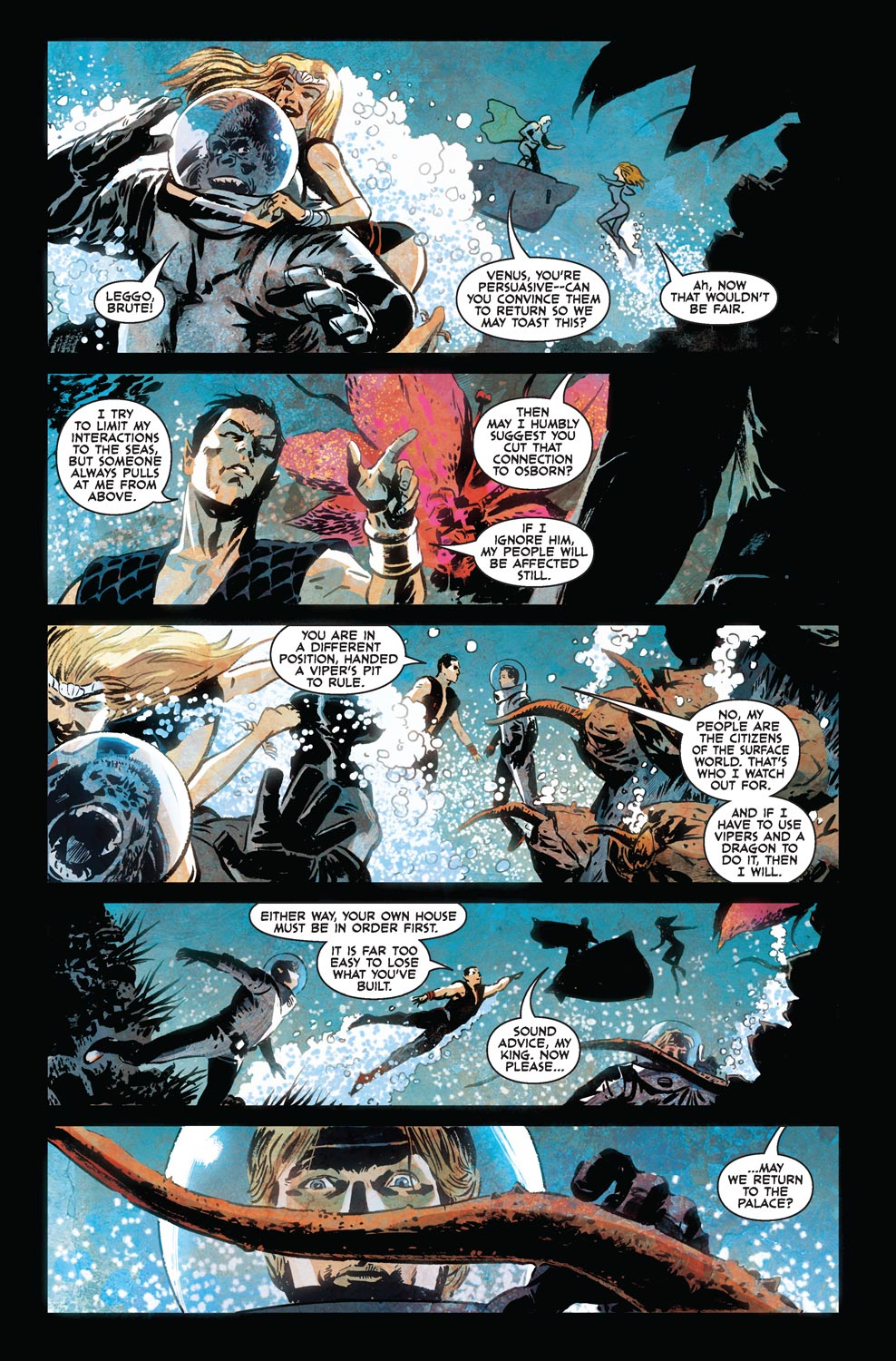 Read online Agents Of Atlas (2009) comic -  Issue #7 - 8