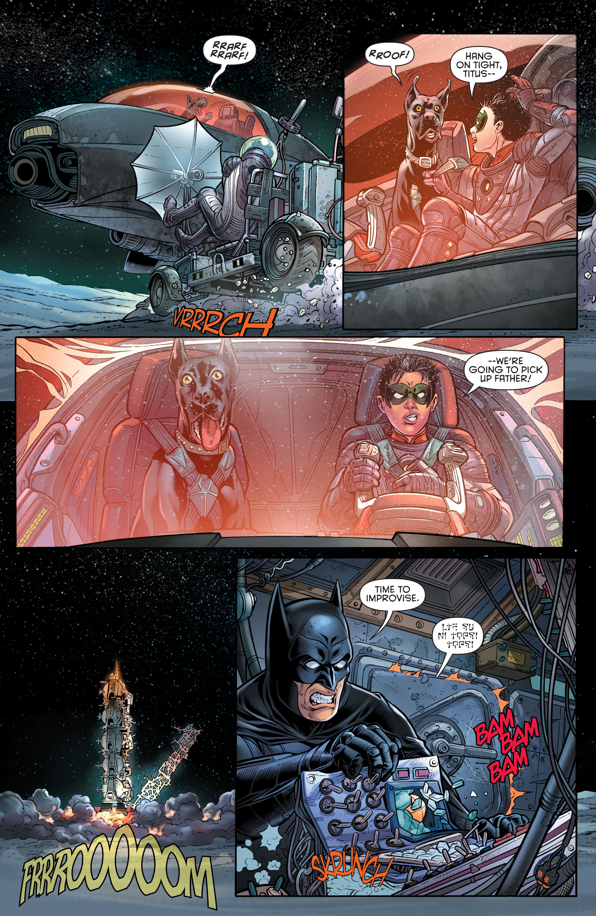 Read online Batman and Robin (2011) comic -  Issue # Annual 3 - 27