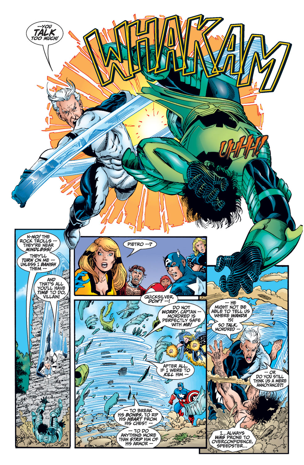 Avengers (1998) issue 1 - Page 33