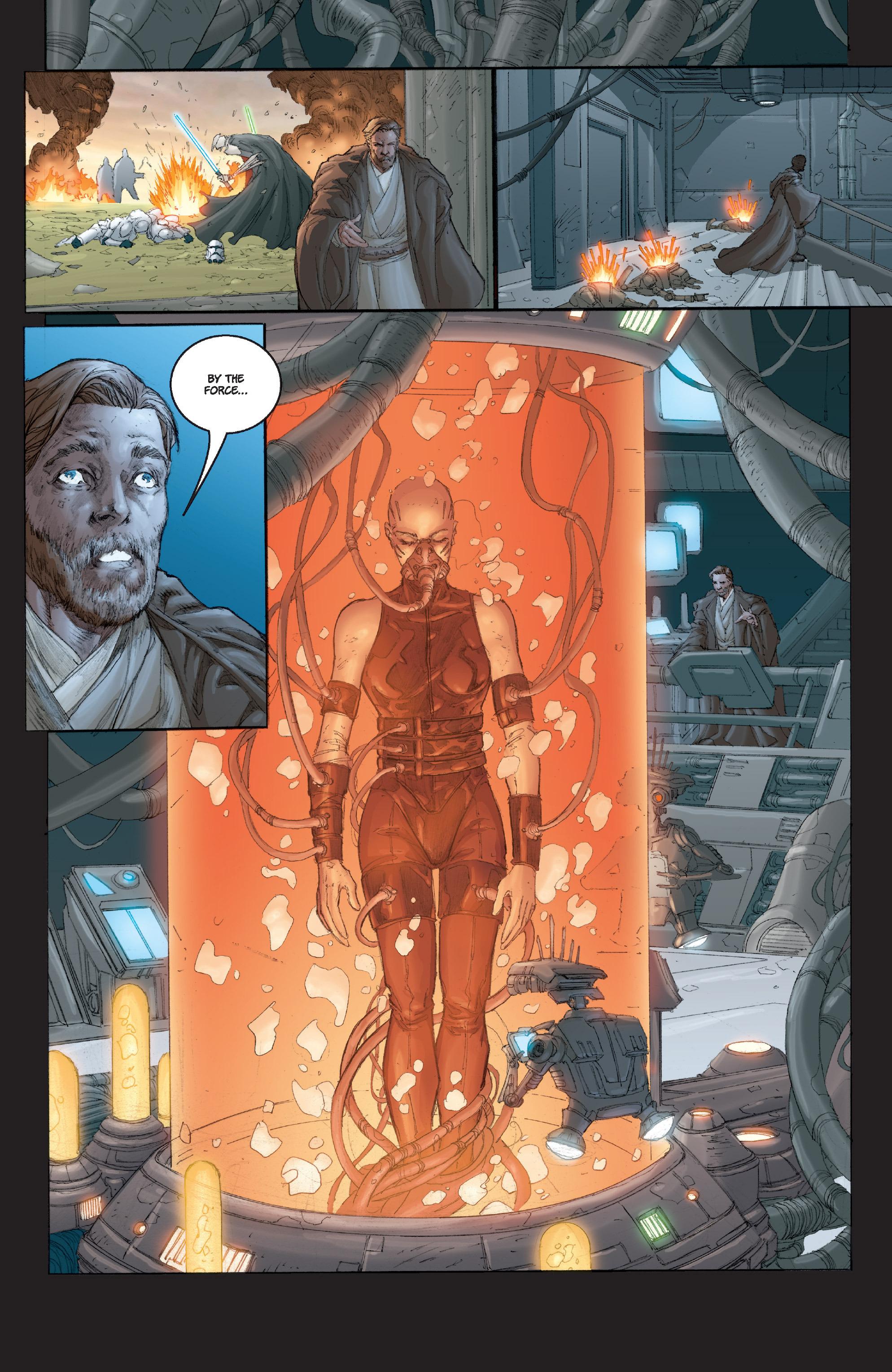 Read online Star Wars Omnibus comic -  Issue # Vol. 26 - 164