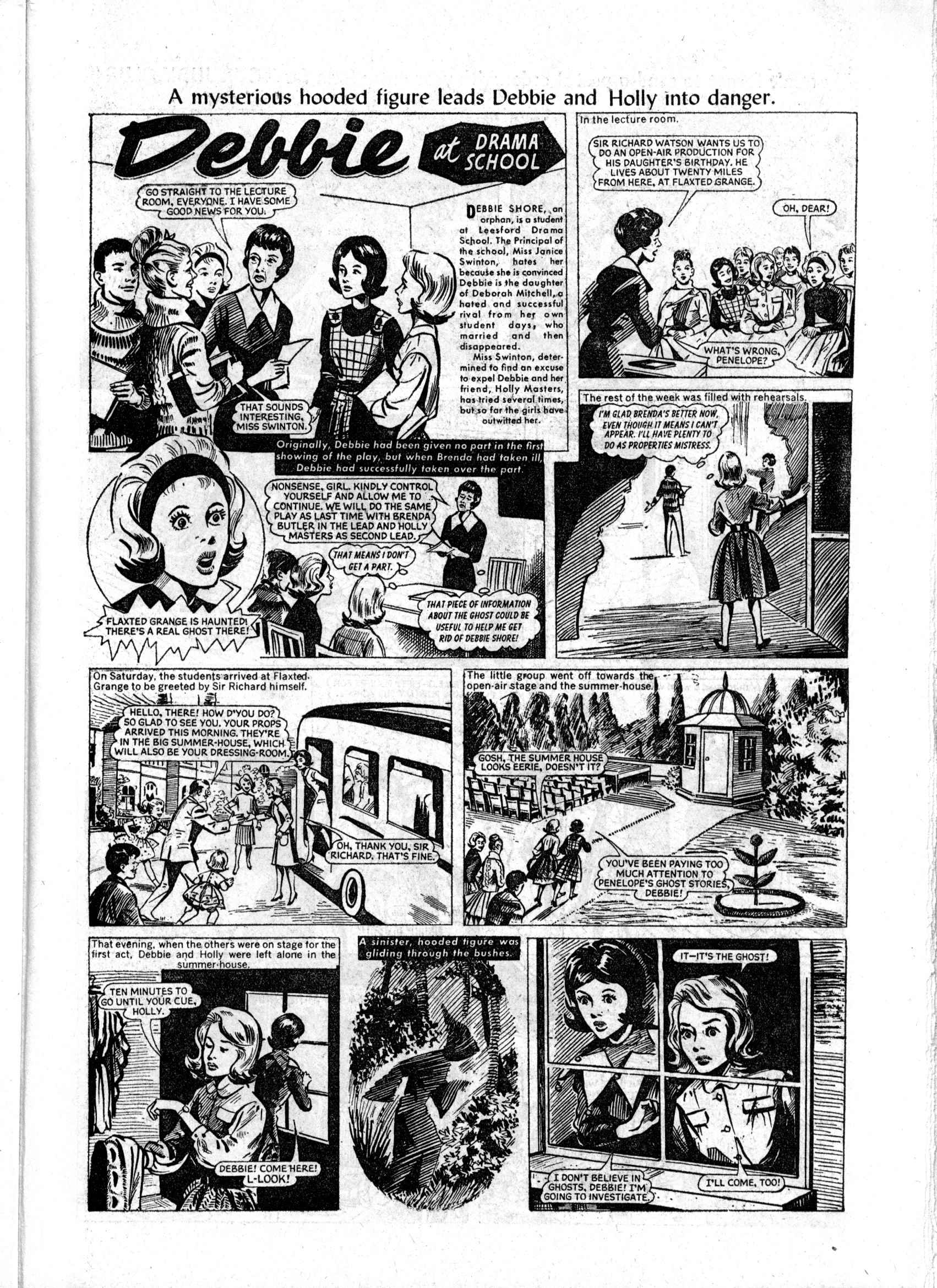 Read online Judy comic -  Issue #167 - 23