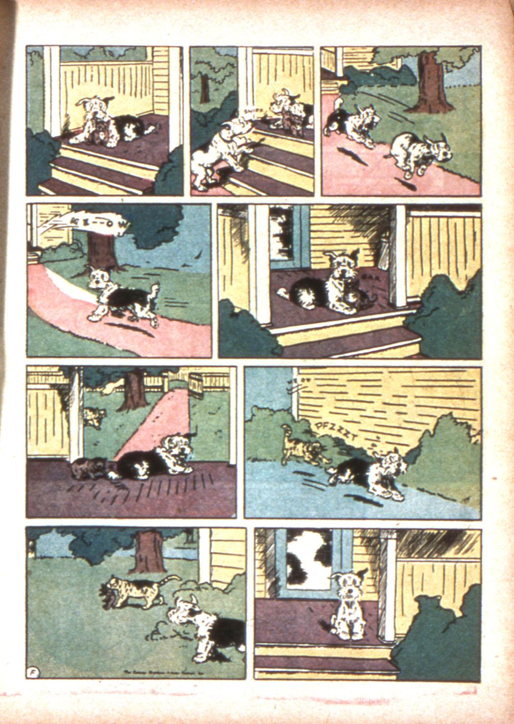 Read online Sensation (Mystery) Comics comic -  Issue #17 - 25