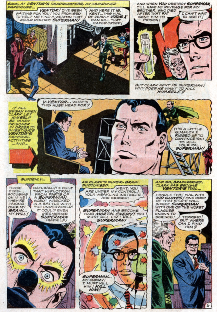 Read online Action Comics (1938) comic -  Issue #363 - 8
