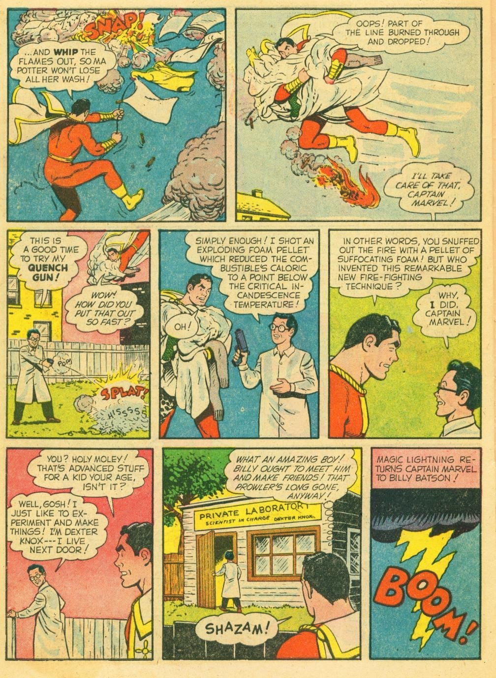Captain Marvel Adventures issue 133 - Page 30