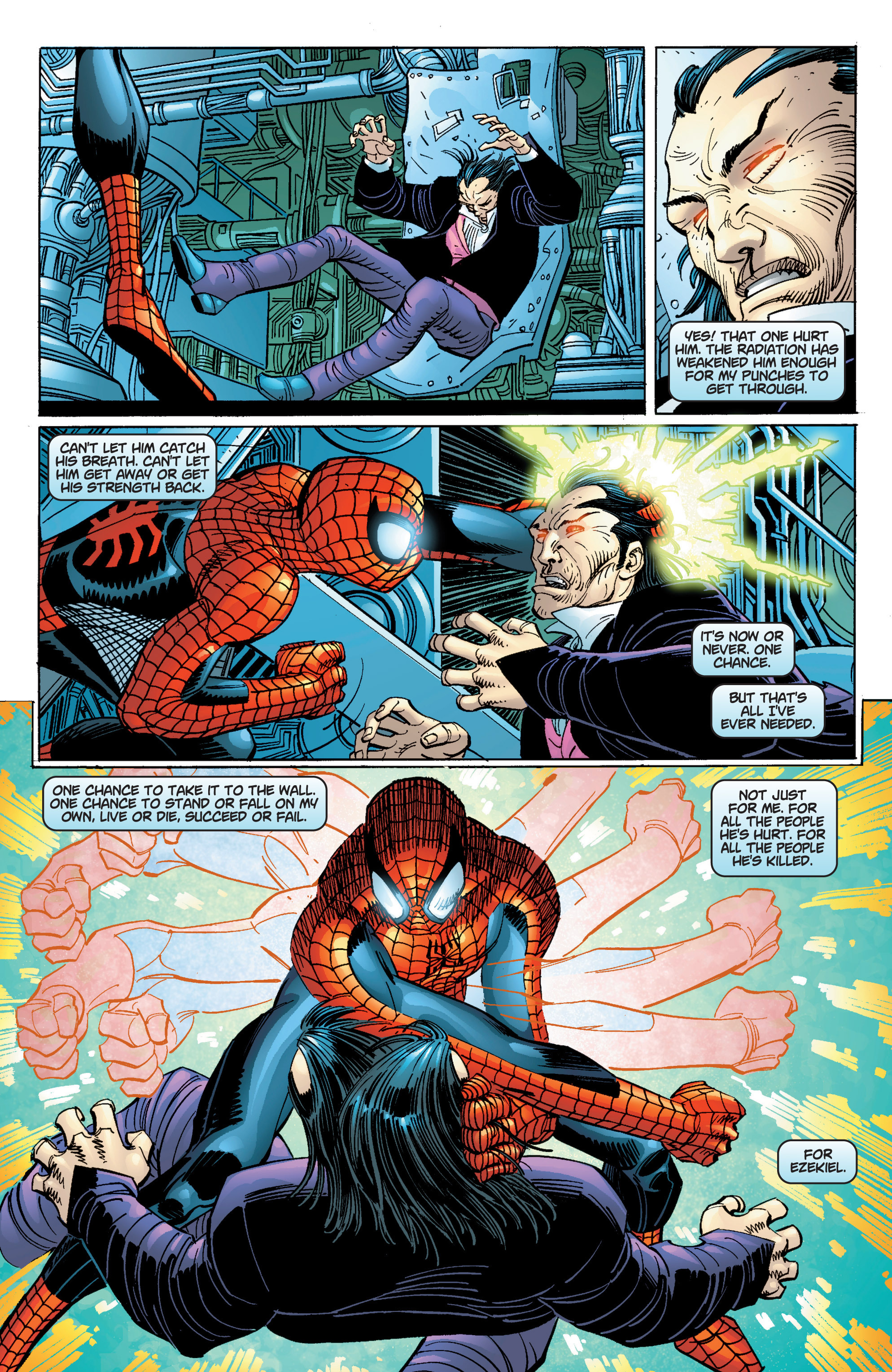 The Amazing Spider-Man (1999) 35 Page 9