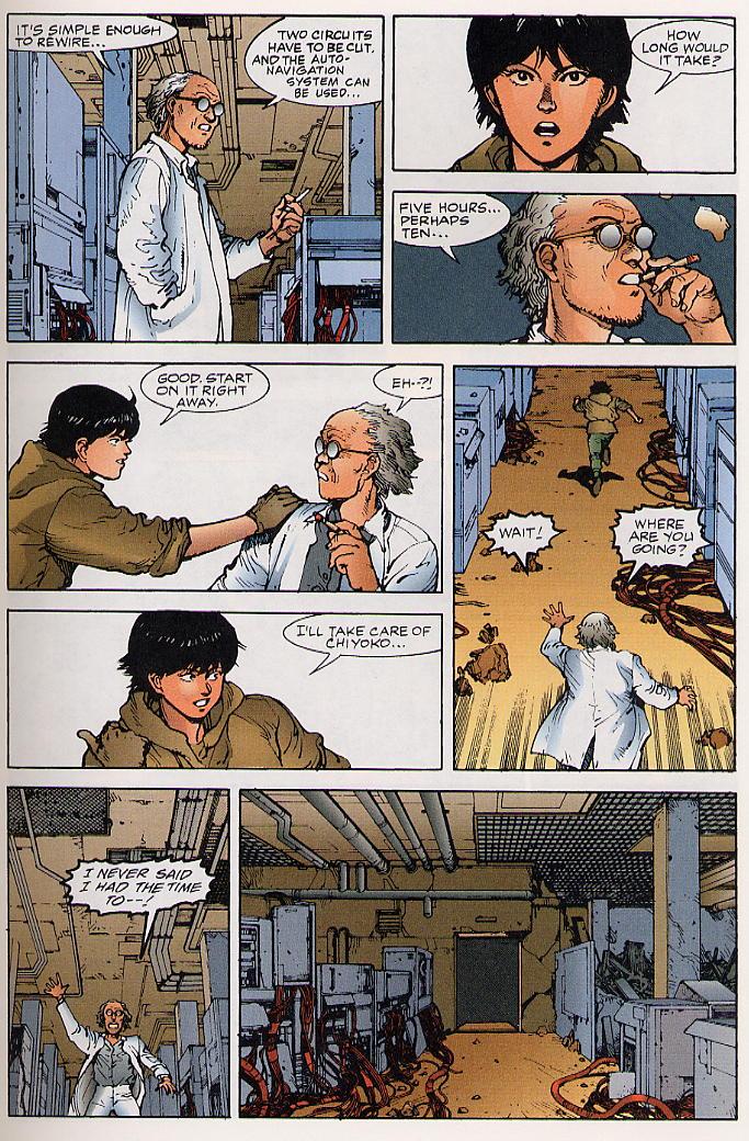Read online Akira comic -  Issue #26 - 12