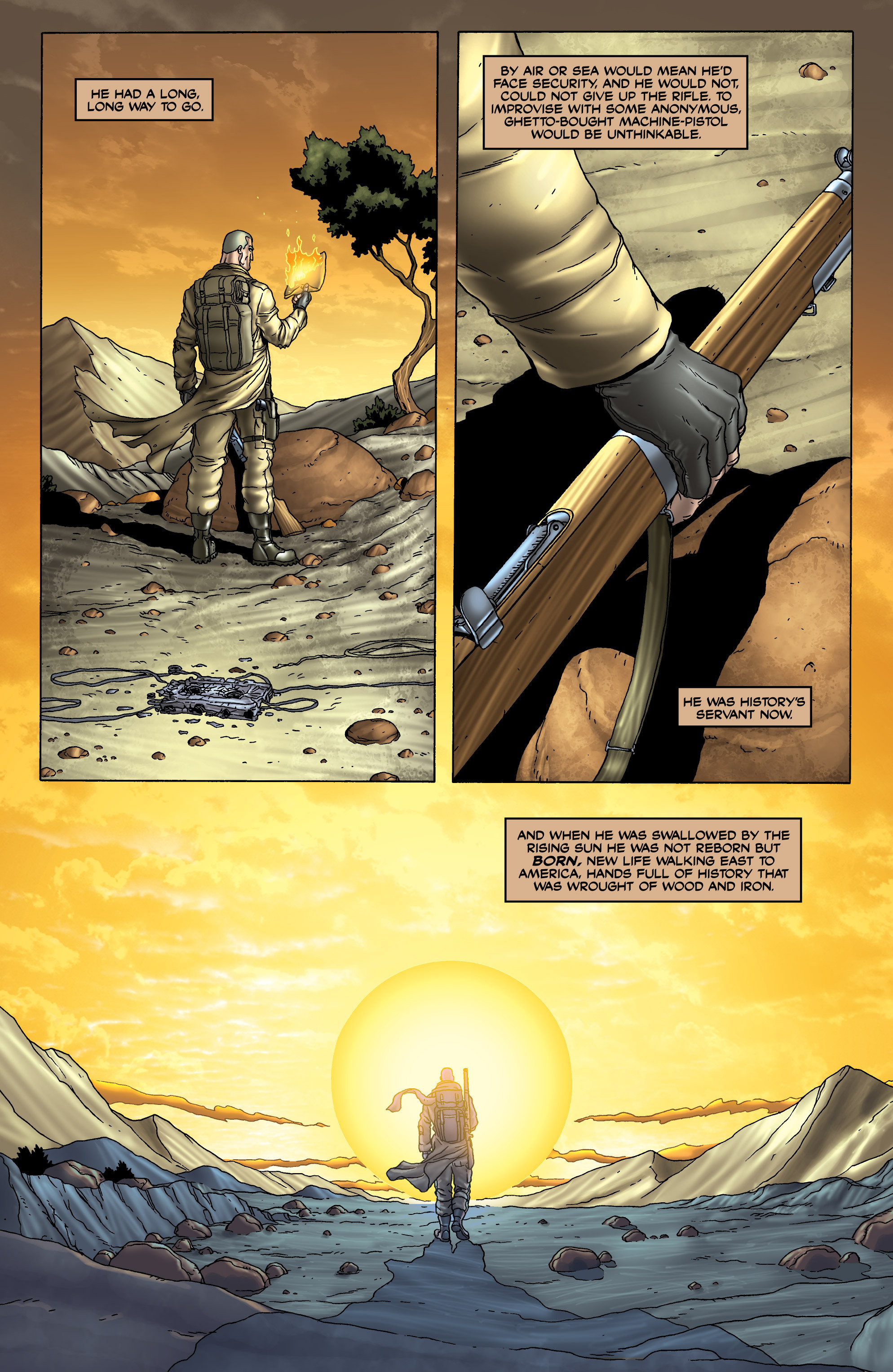 Read online 303 comic -  Issue #3 - 24