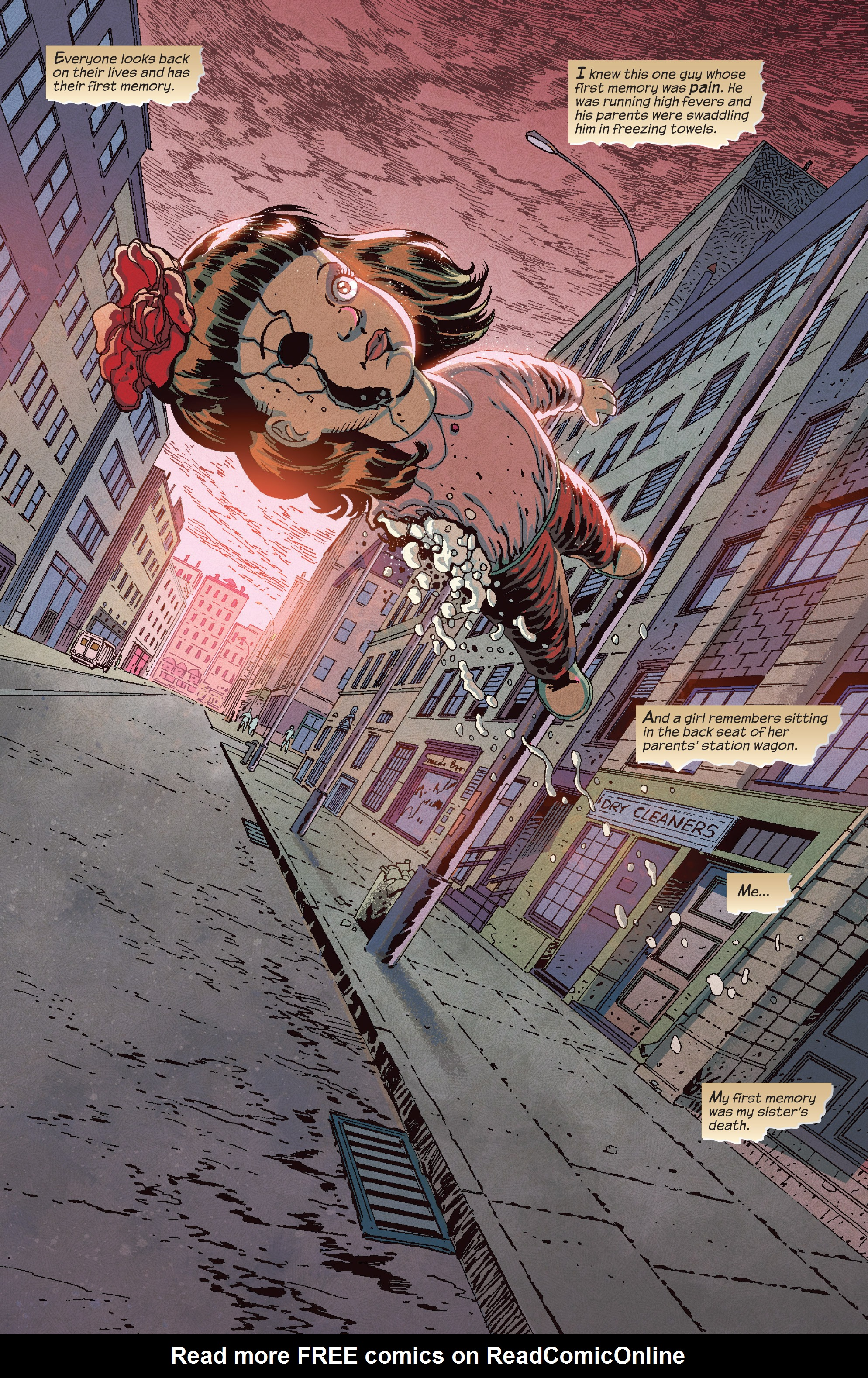 Read online Dark Tower: The Drawing of the Three - The Prisoner comic -  Issue #1 - 11