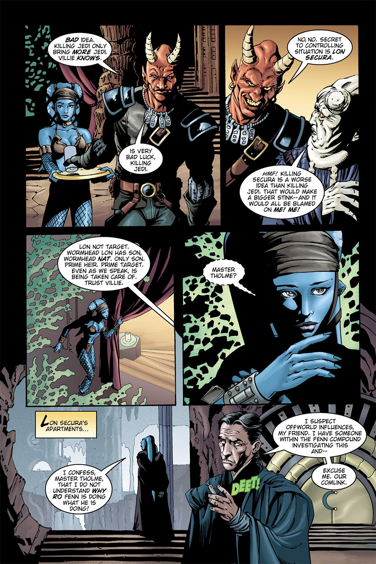 Read online Star Wars Omnibus comic -  Issue # Vol. 15.5 - 143
