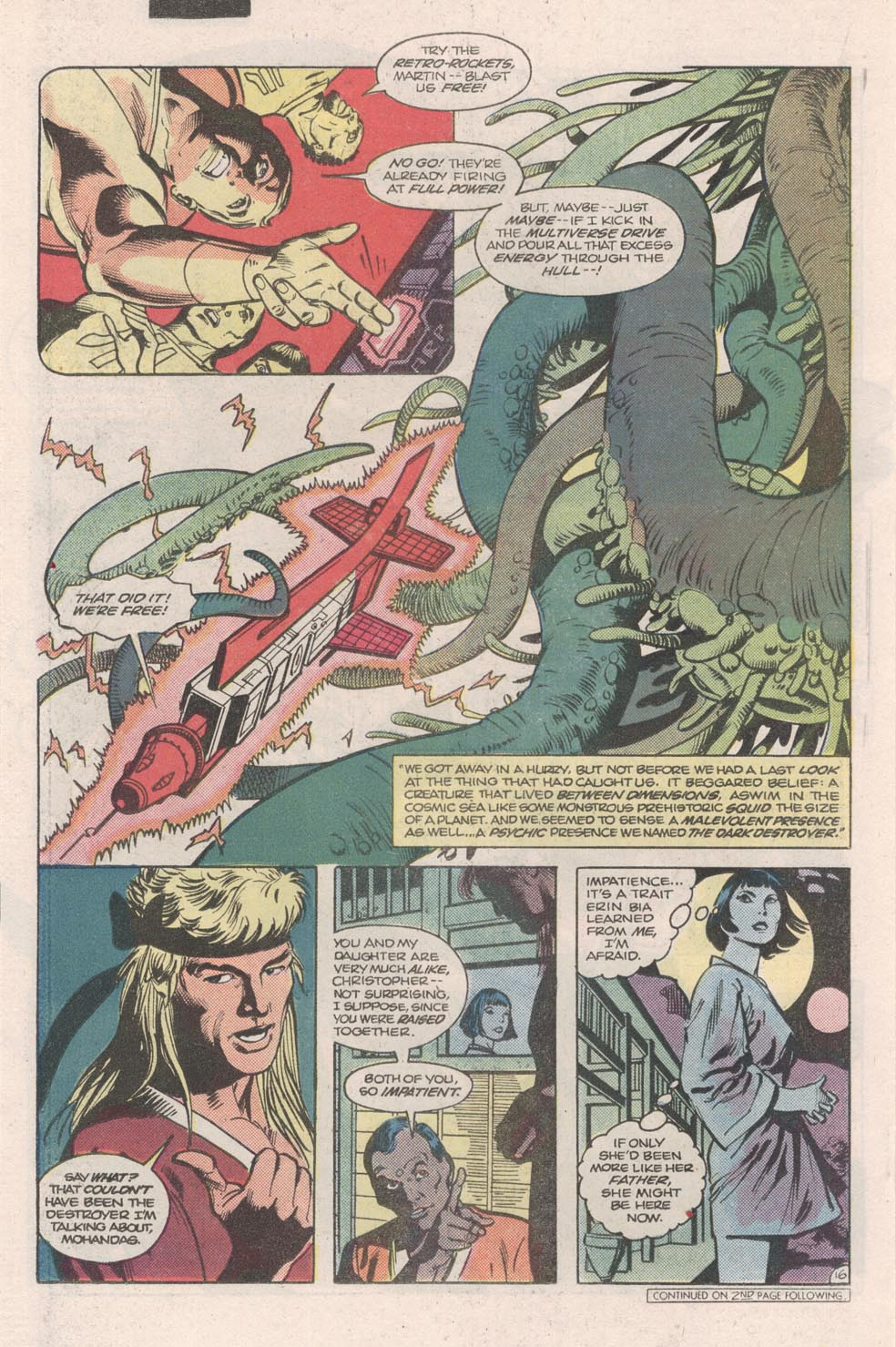 Read online Atari Force (1984) comic -  Issue #9 - 18
